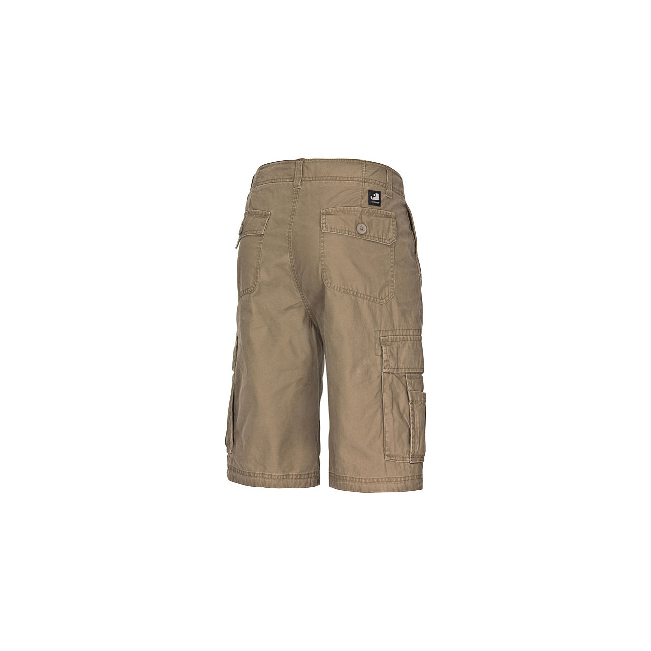 Vintage Industries Batten Shorts dark khaki 1