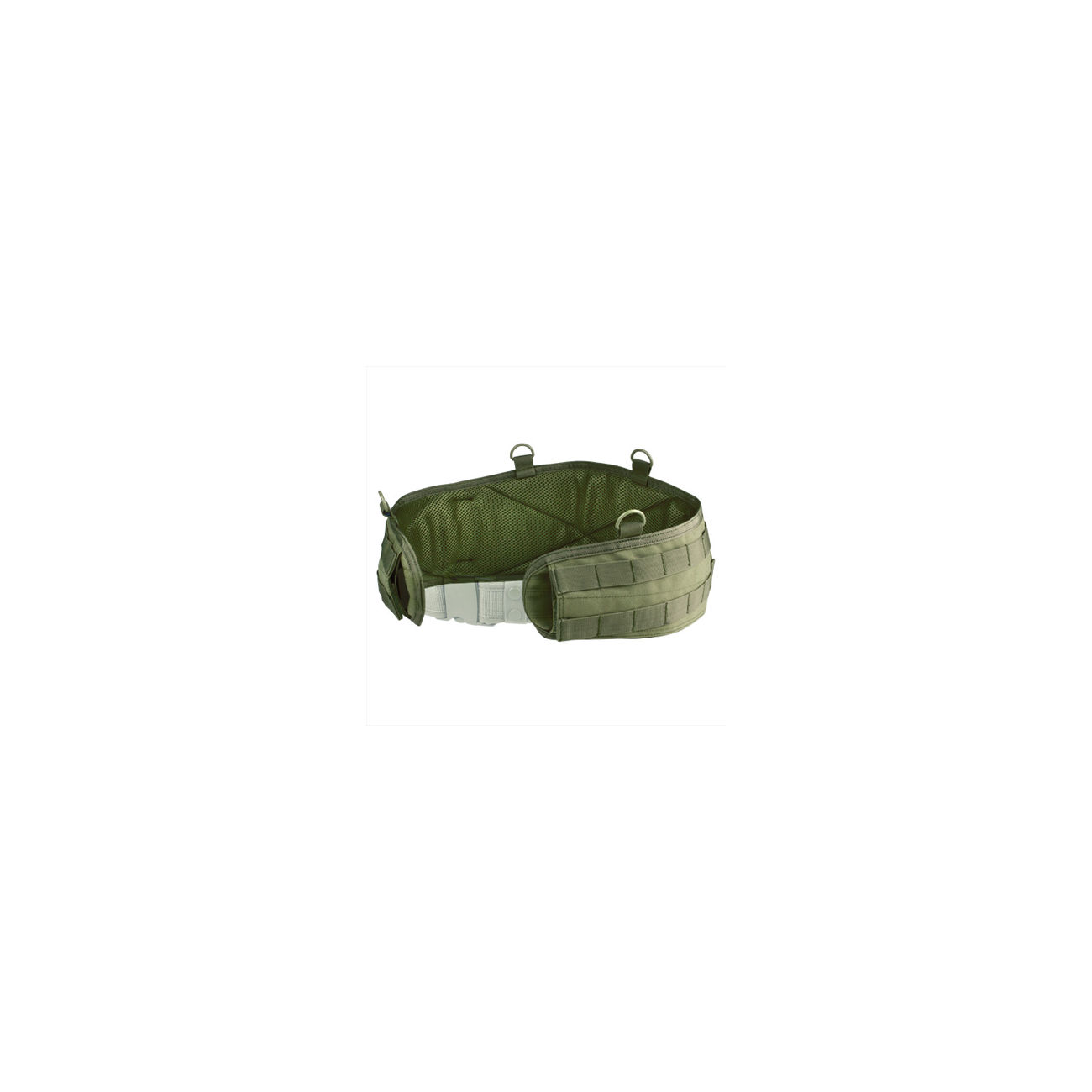 Condor Outdoor Hüftgürtel Battle Belt Generation II oliv 0