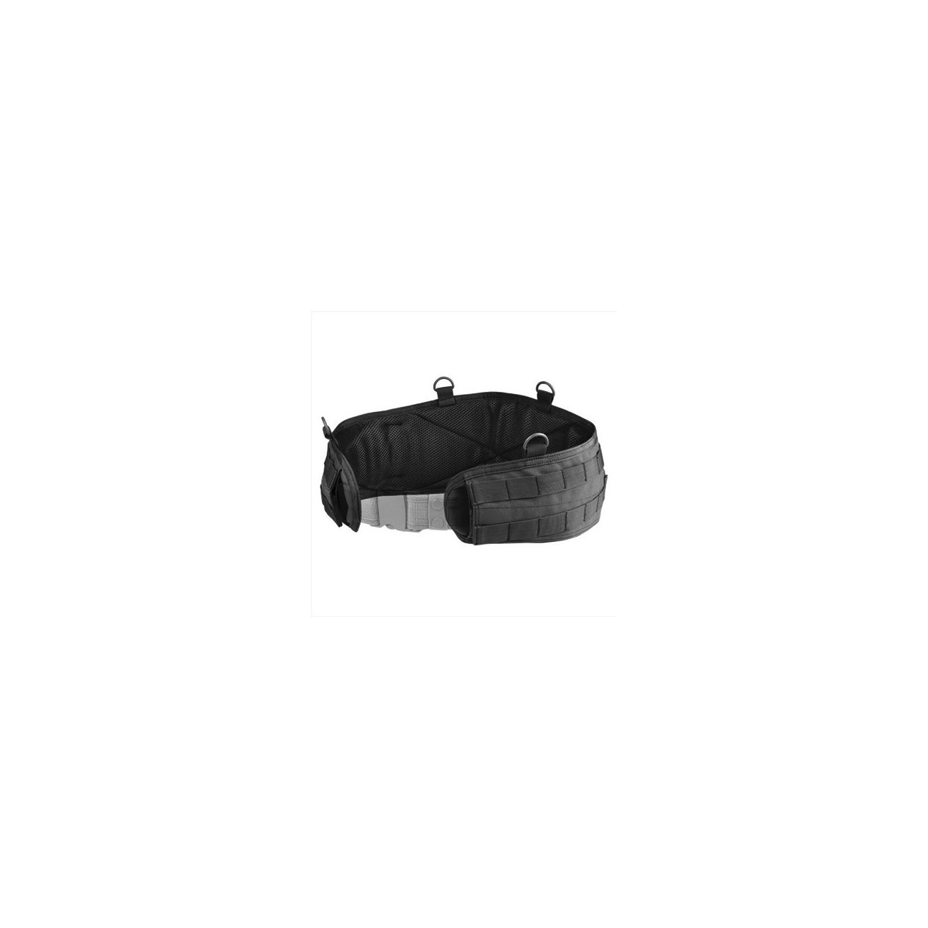 Condor Outdoor Hüftgürtel Battle Belt Generation II schwarz 0