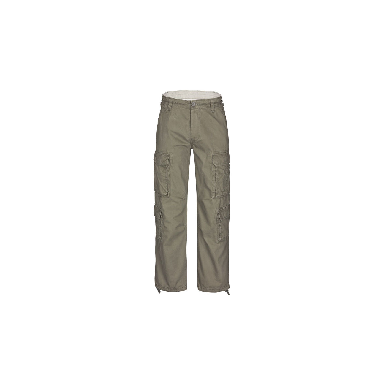 Vintage Industries Pack Pant Hose dark khaki 0