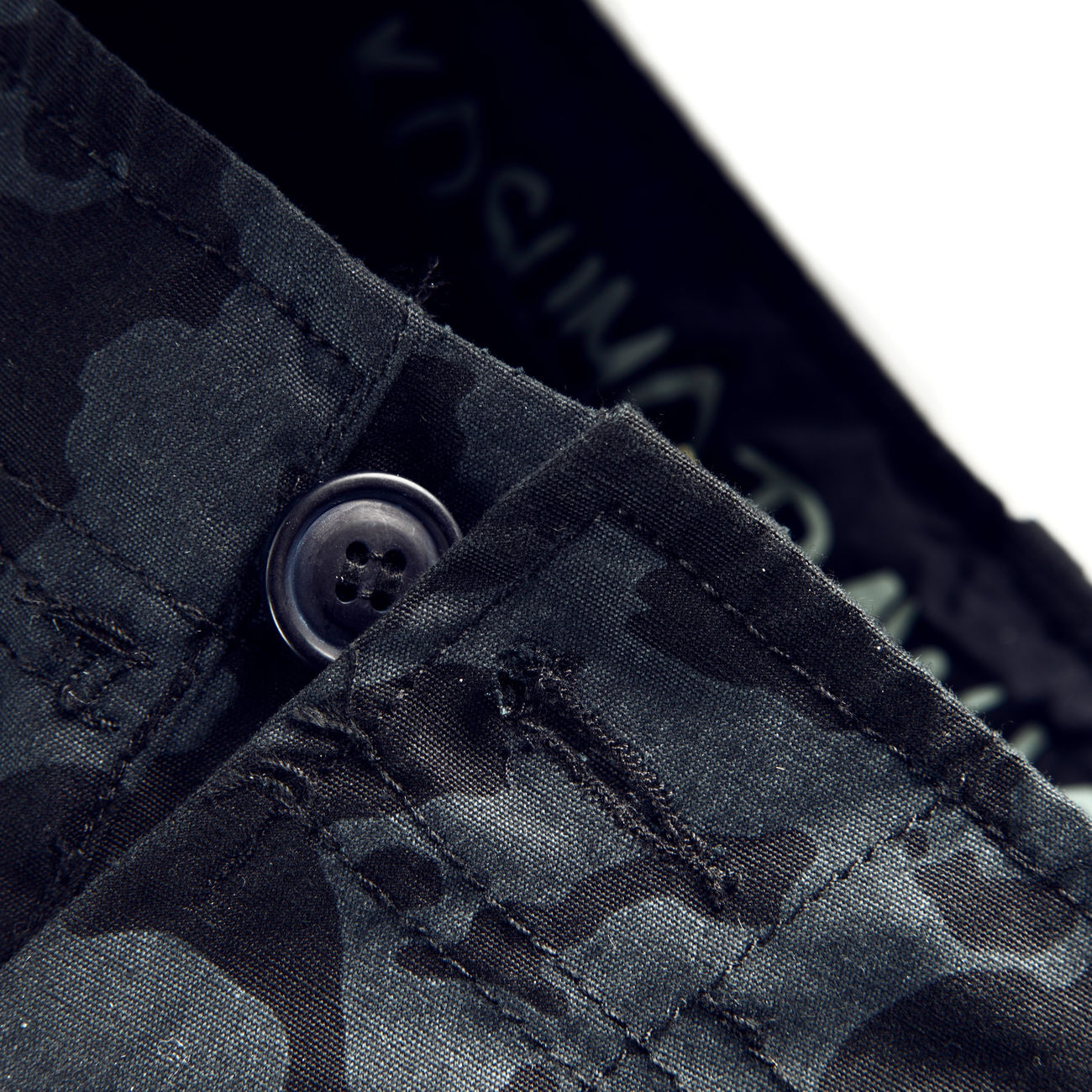 Kosumo Shorts stone washed night camo 2