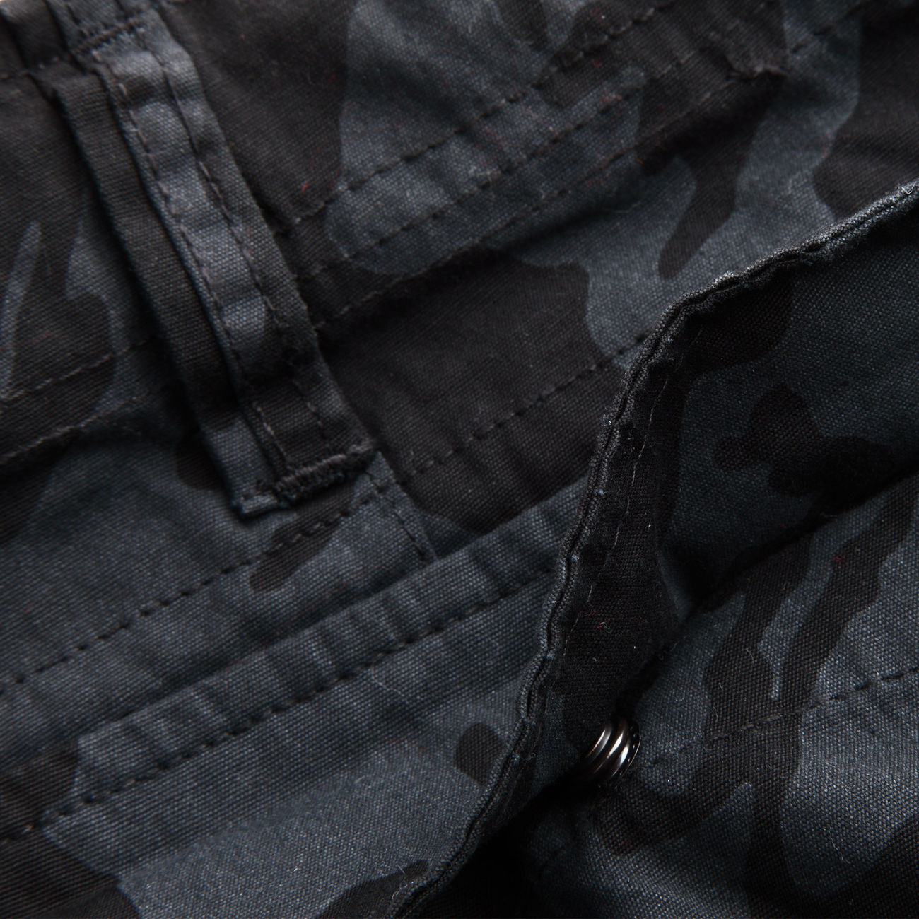 Kosumo Shorts stone washed night camo 4