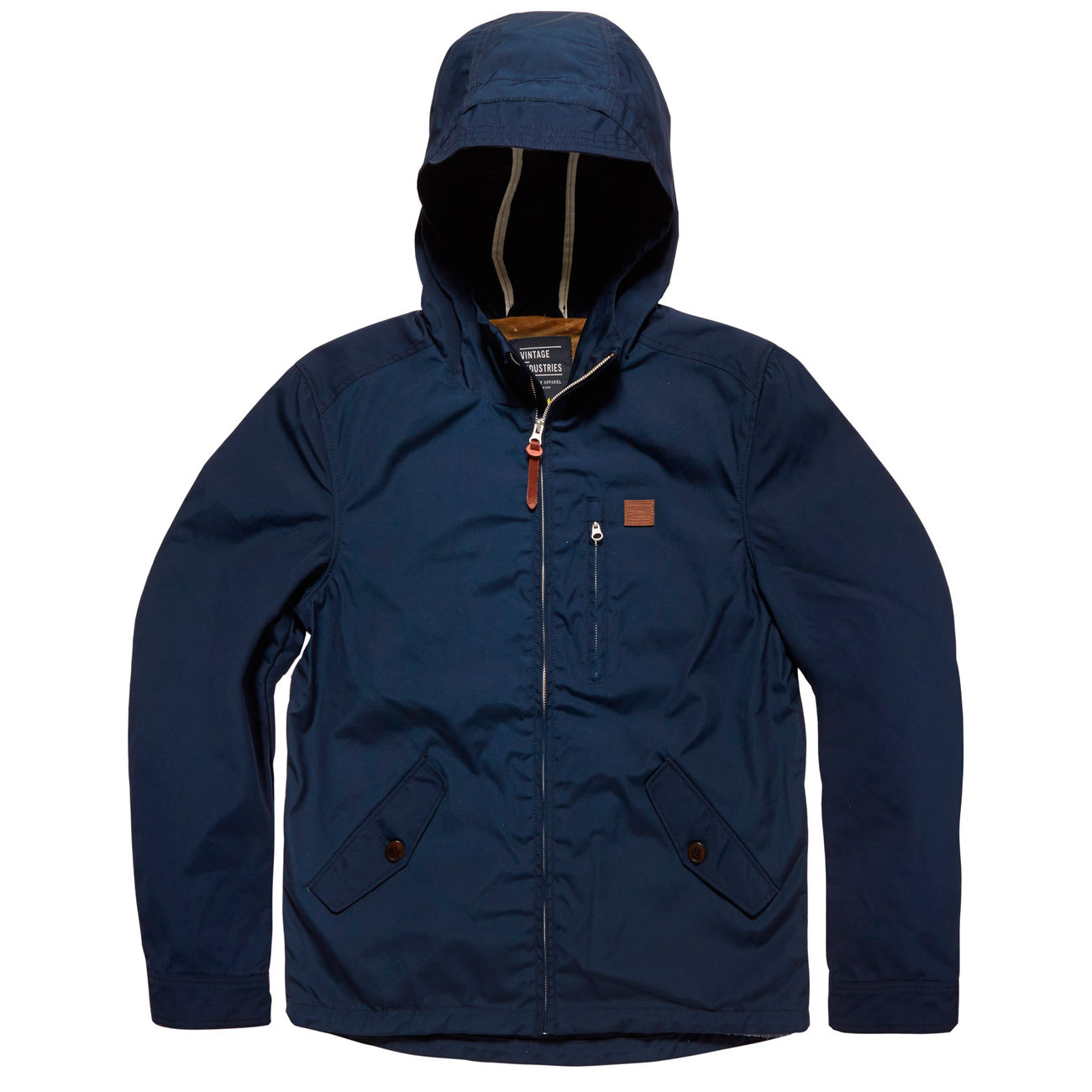 Vintage Industries Jacke Haven navy 0