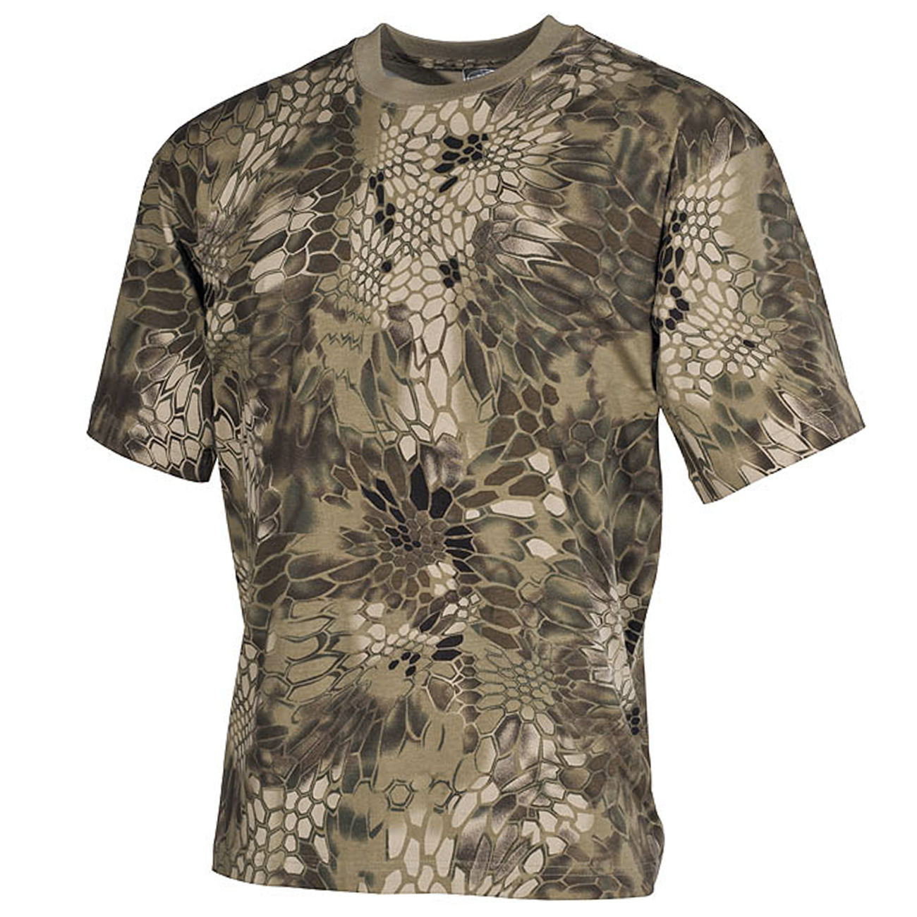 d665f3aebbd437 MFH US T-Shirt halbarm snake FG günstig kaufen - Kotte & Zeller