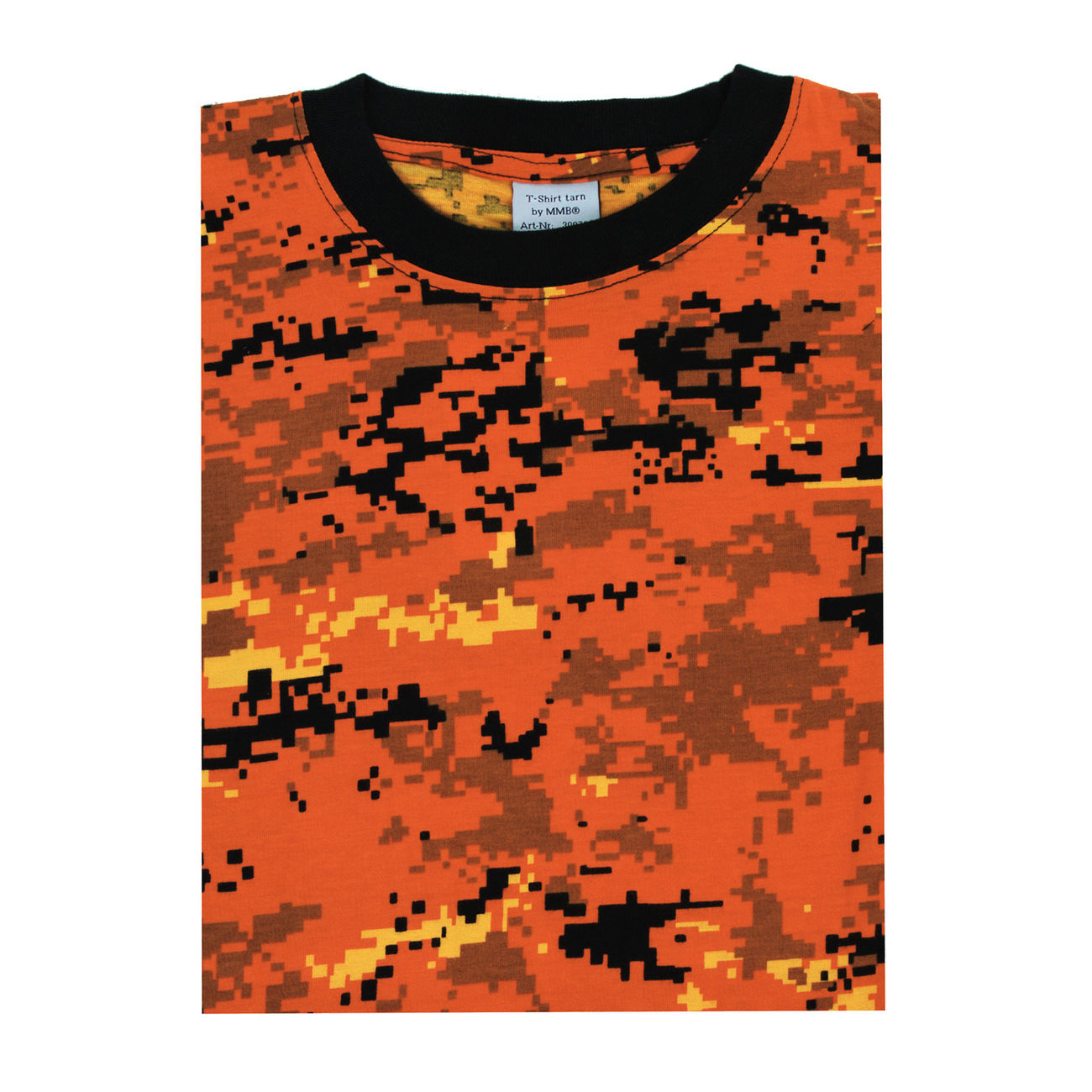MMB T-Shirt digital-orange 0