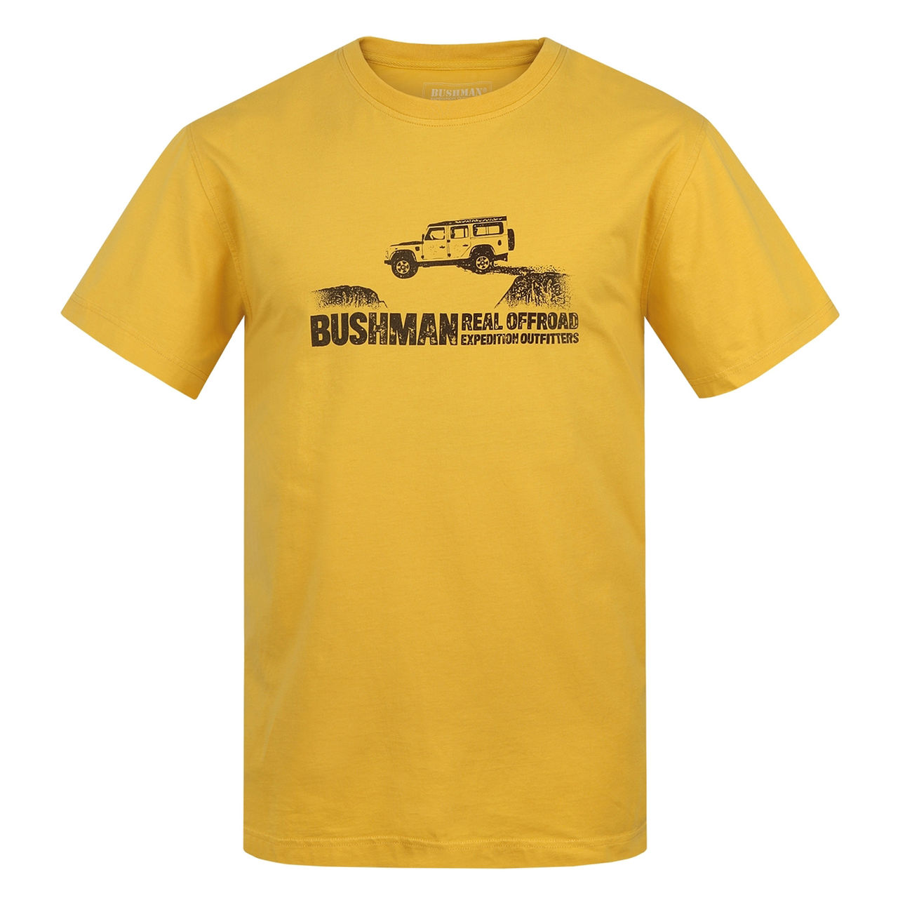 Bushman T-Shirt Sutton yellow 0