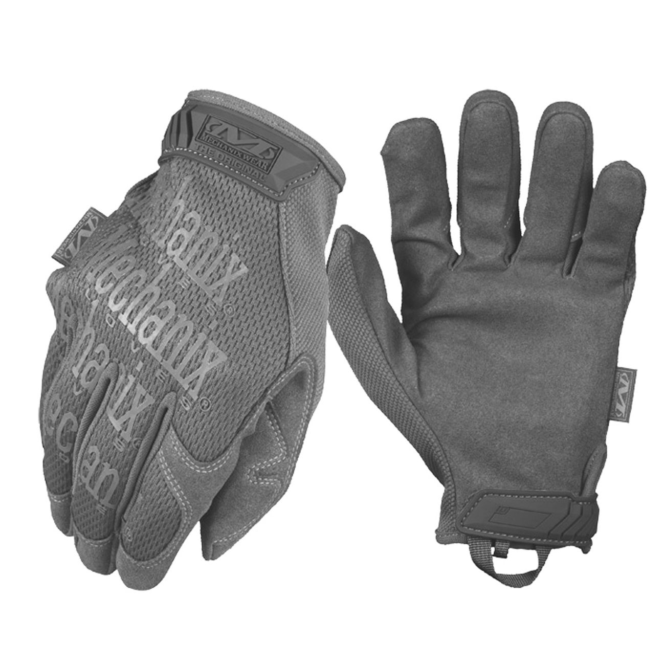 Mechanix Wear Original Glove Handschuhe grau 2