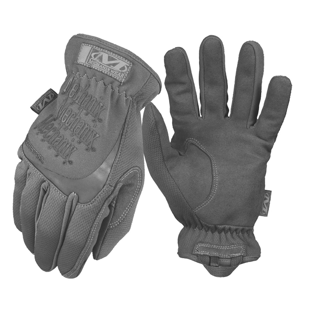 Mechanix Wear FastFit Glove Handschuhe grau 2