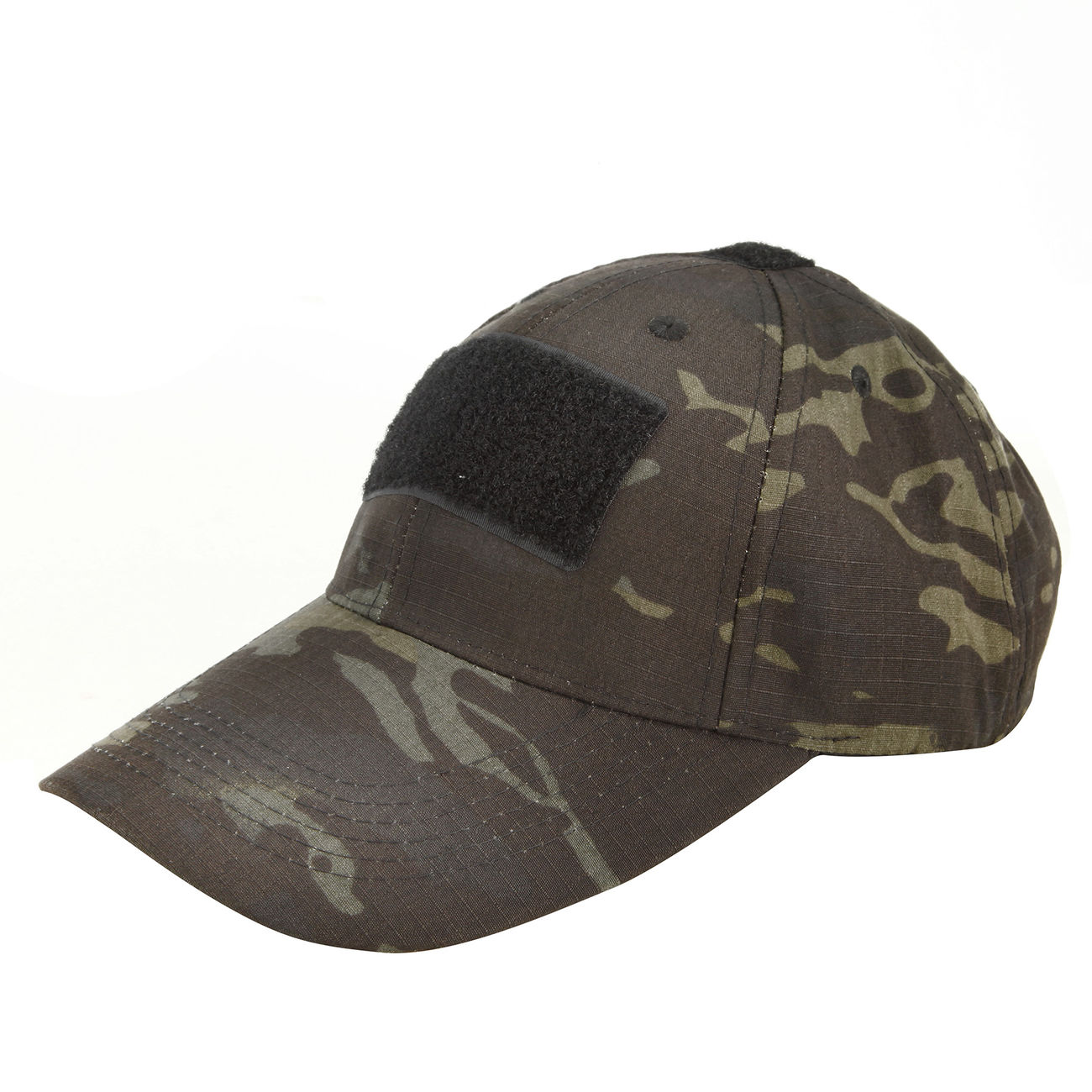 Mil-Tec Tactical Baseball Cap Multitarn Black 4
