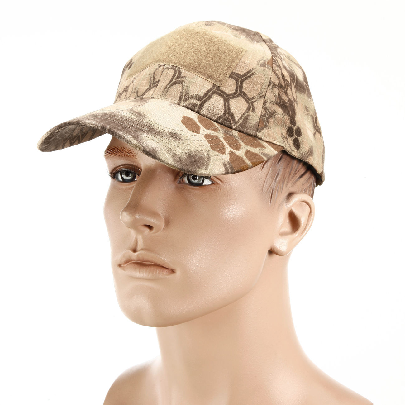 Mil-Tec Tactical Baseball Cap Mandra Tan 0