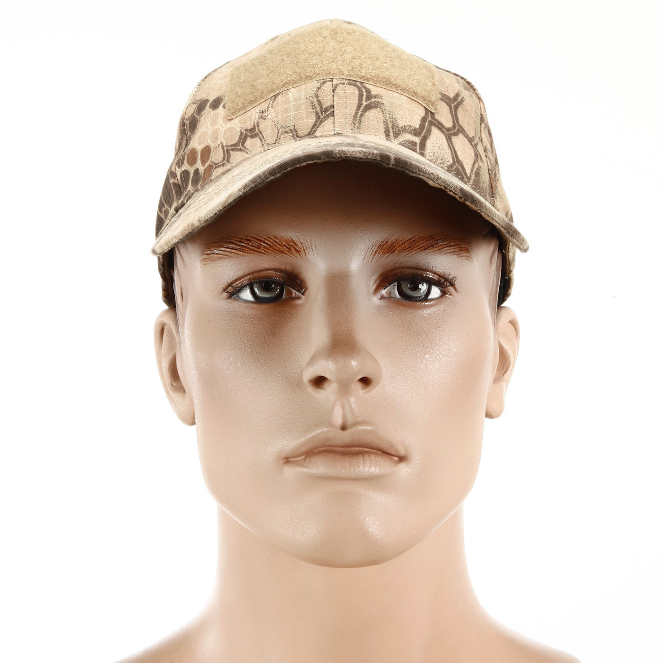 Mil-Tec Tactical Baseball Cap Mandra Tan 1