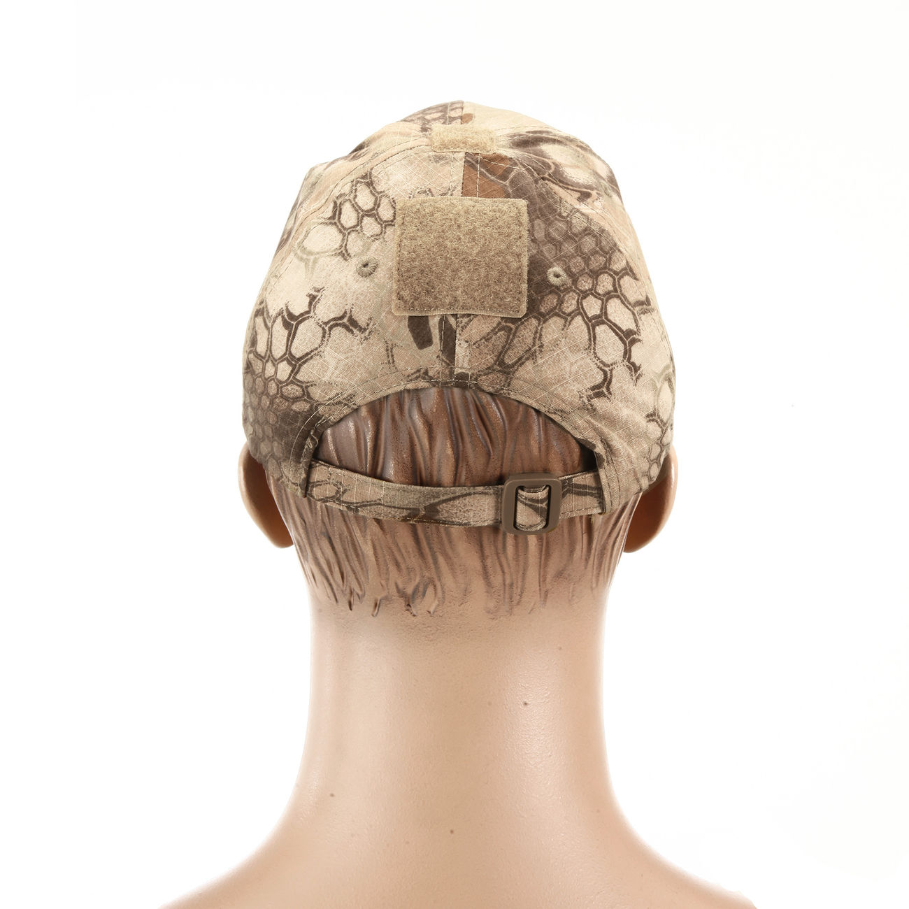 Mil-Tec Tactical Baseball Cap Mandra Tan 2