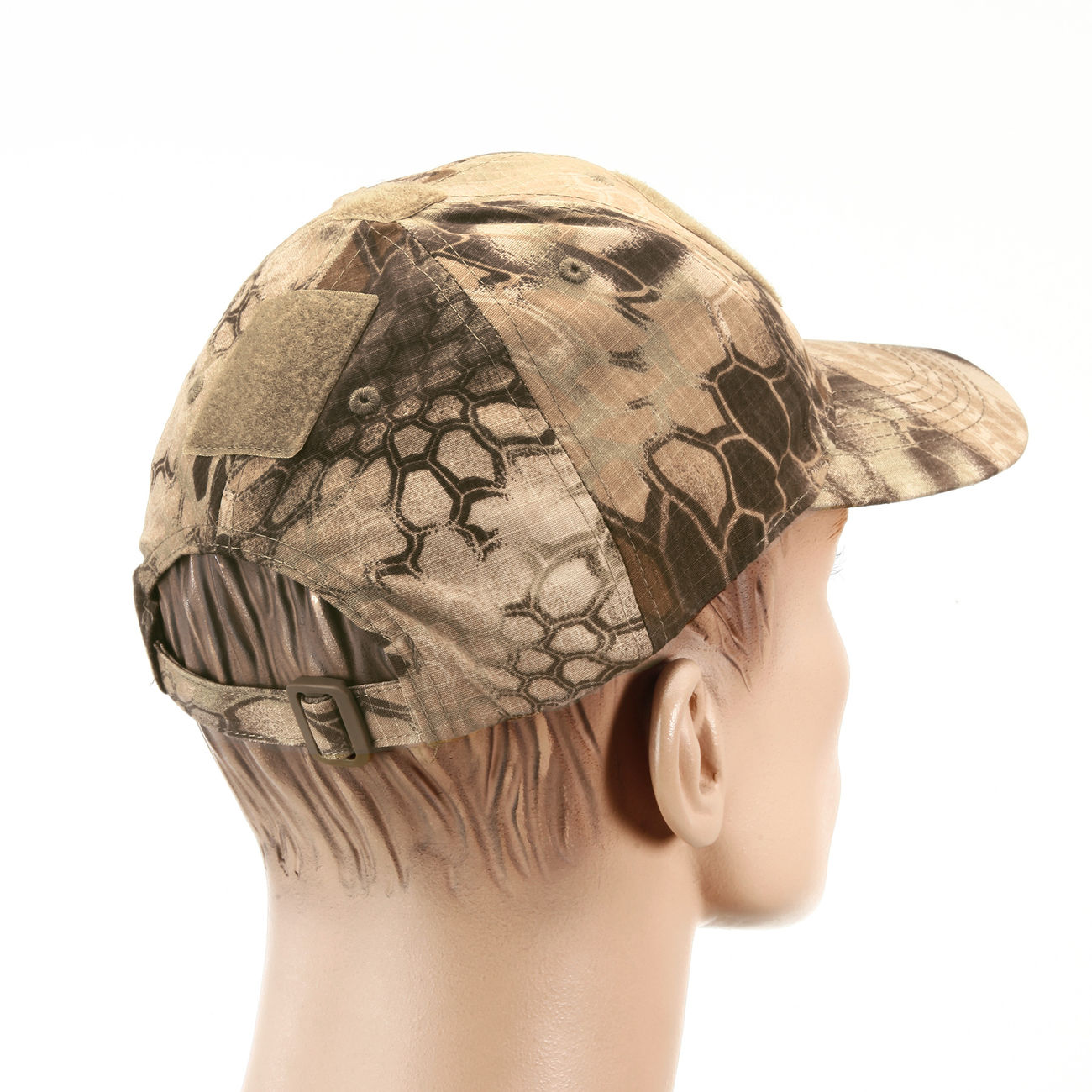Mil-Tec Tactical Baseball Cap Mandra Tan 3