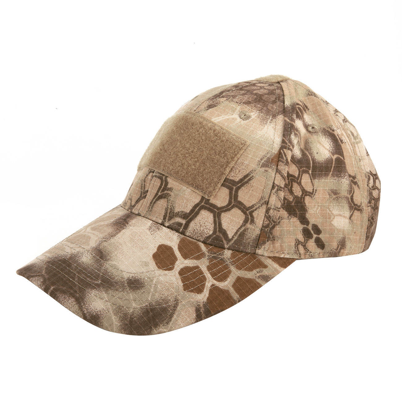 Mil-Tec Tactical Baseball Cap Mandra Tan 4
