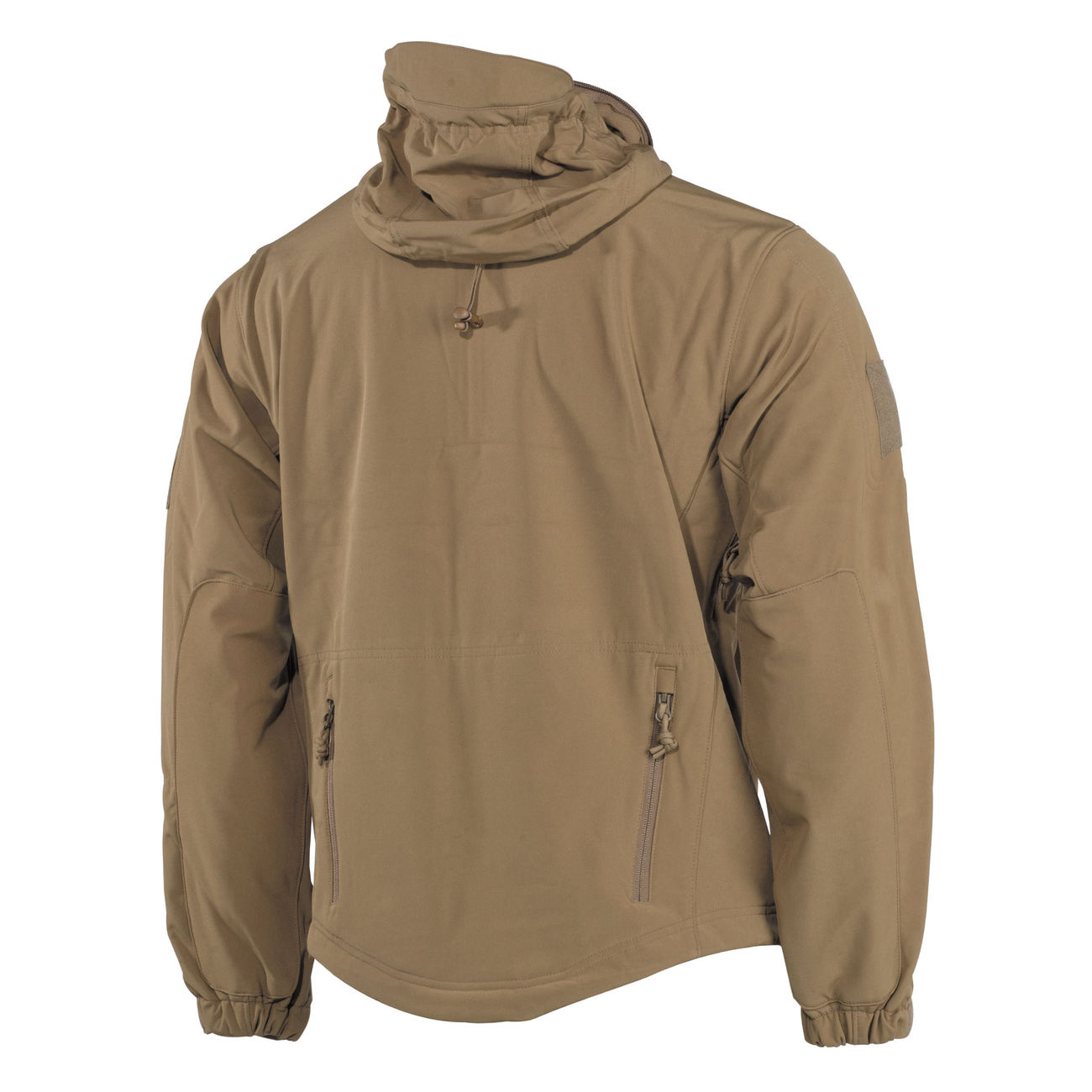 MFH Softshell Jacke Scorpion coyote 1