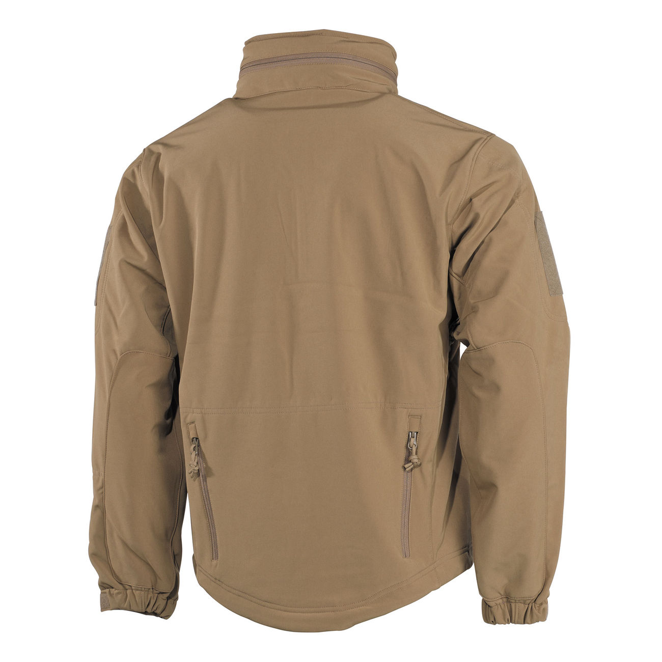 MFH Softshell Jacke Scorpion coyote 2