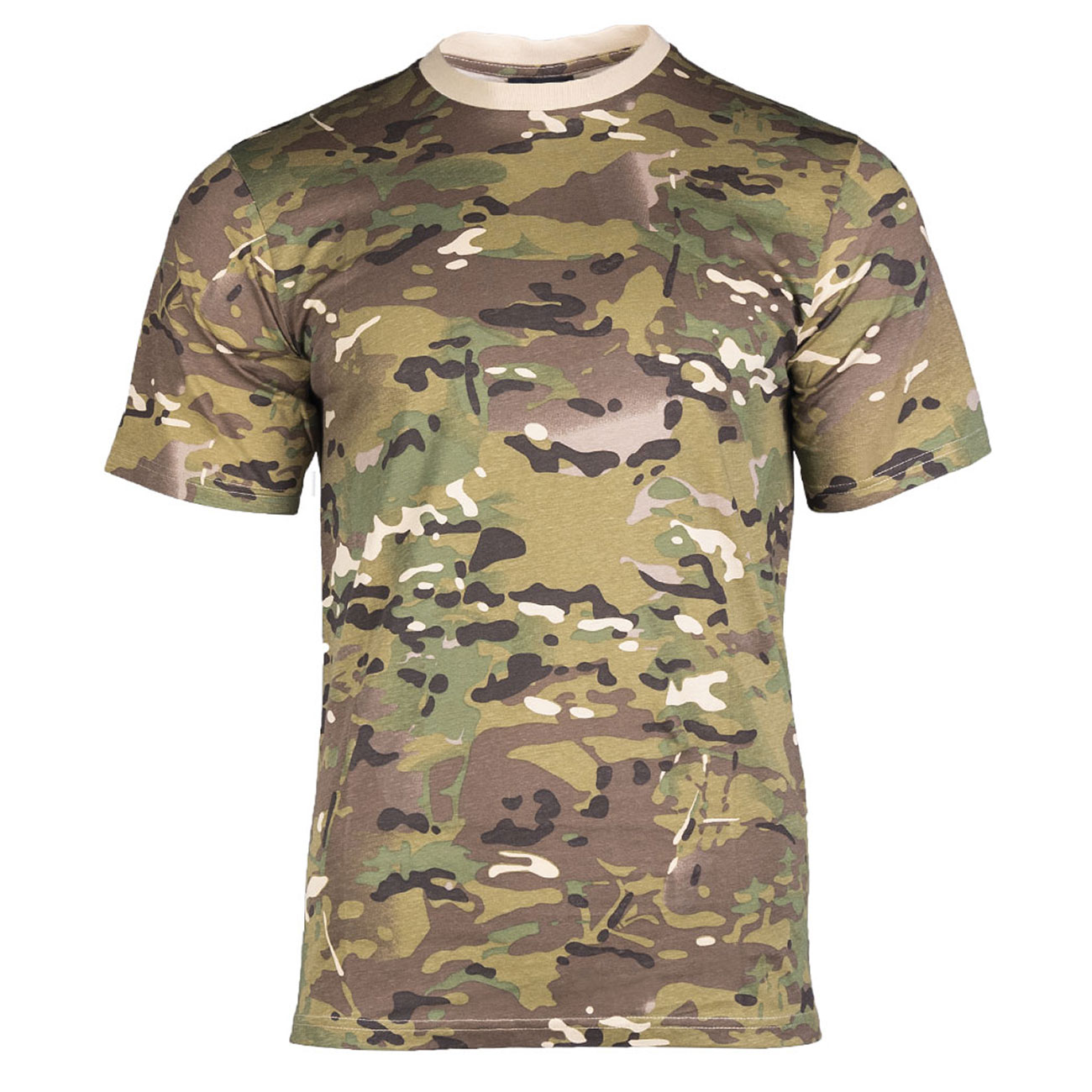 Mil-Tec T-Shirt Tarn Multitarn 0