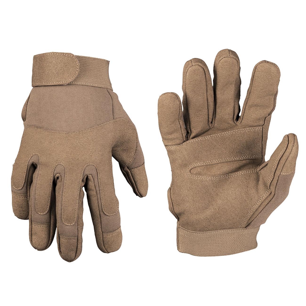 a8aa8793b948e Mil-Tec Army Handschuhe dark coyote günstig kaufen - Kotte   Zeller