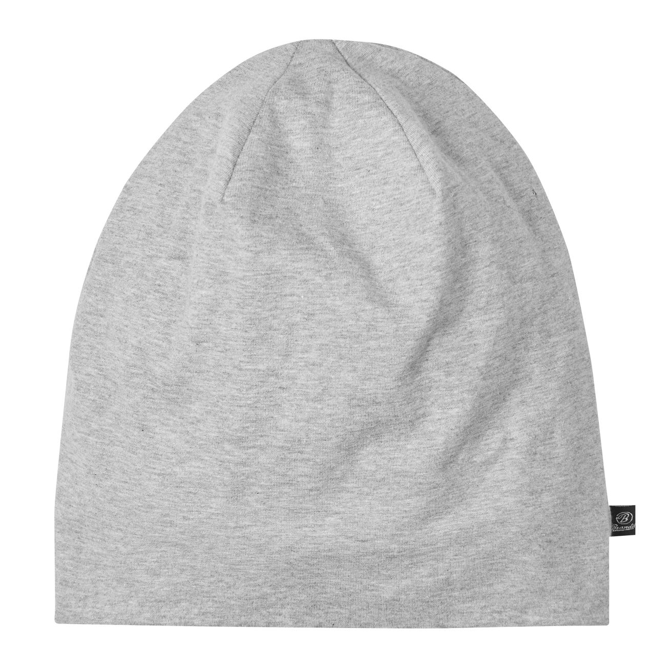 Brandit Beanie Jersey light-grey 0