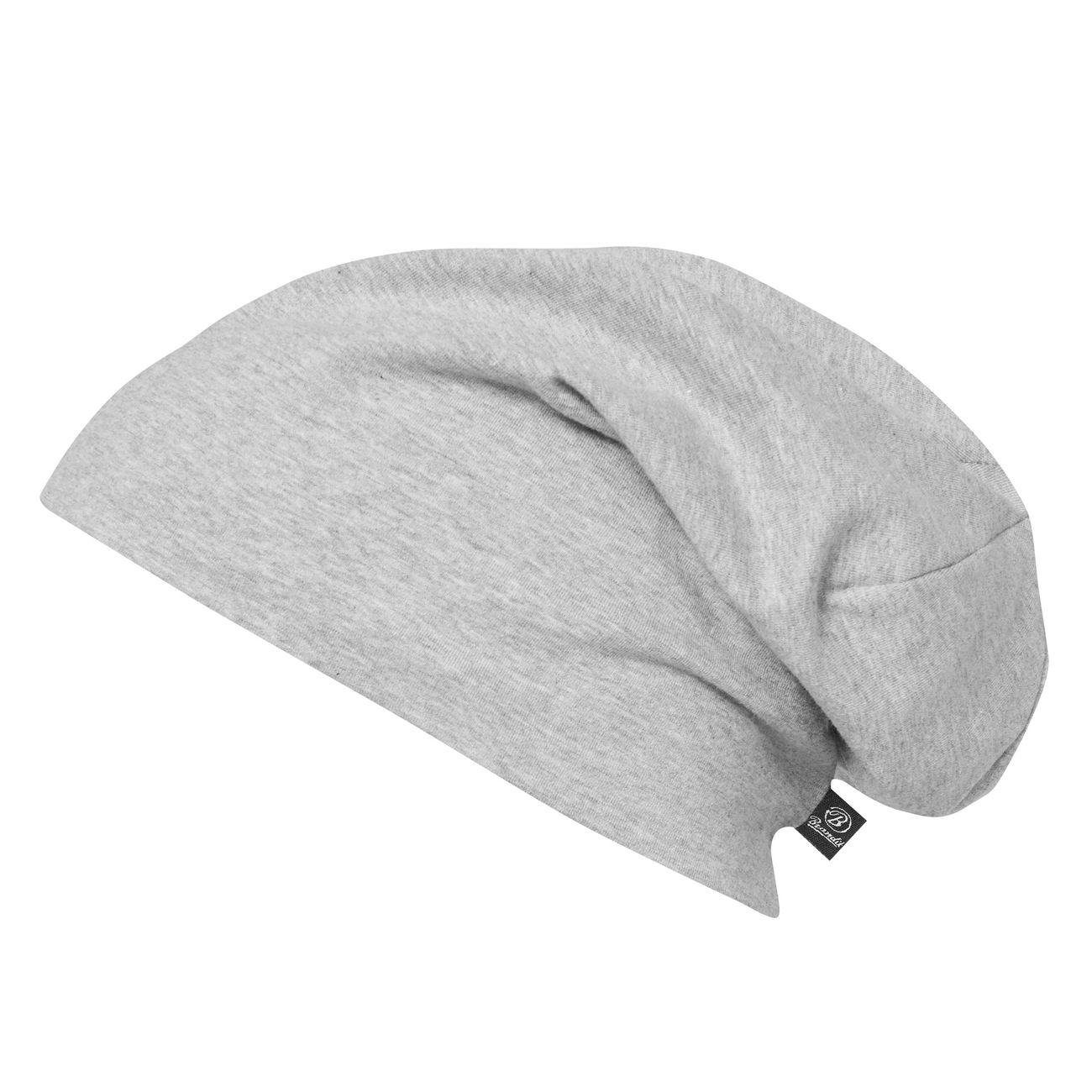 Brandit Beanie Jersey light-grey 1