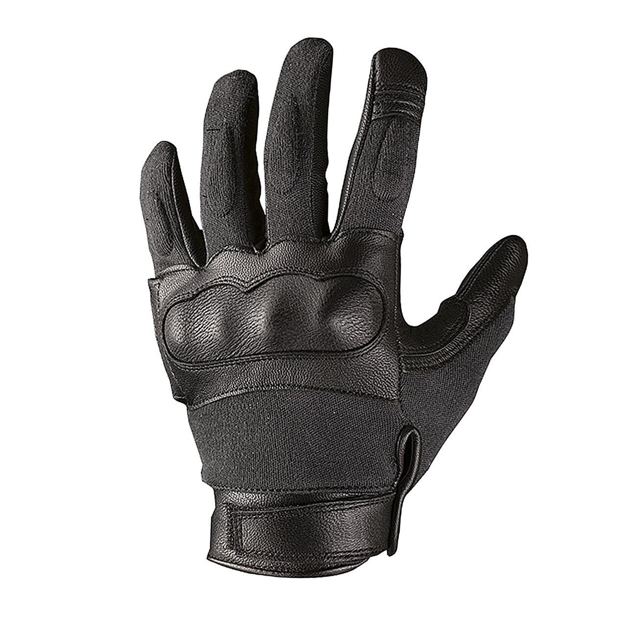 Security Kevlar Handschuhe aus Rindsleder und Neopren Handschuhe