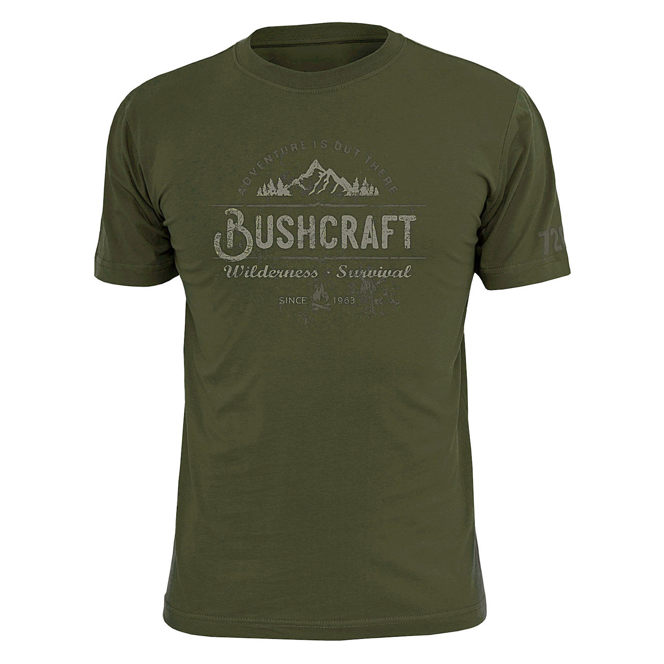 720gear T-Shirt Bushcraft 0