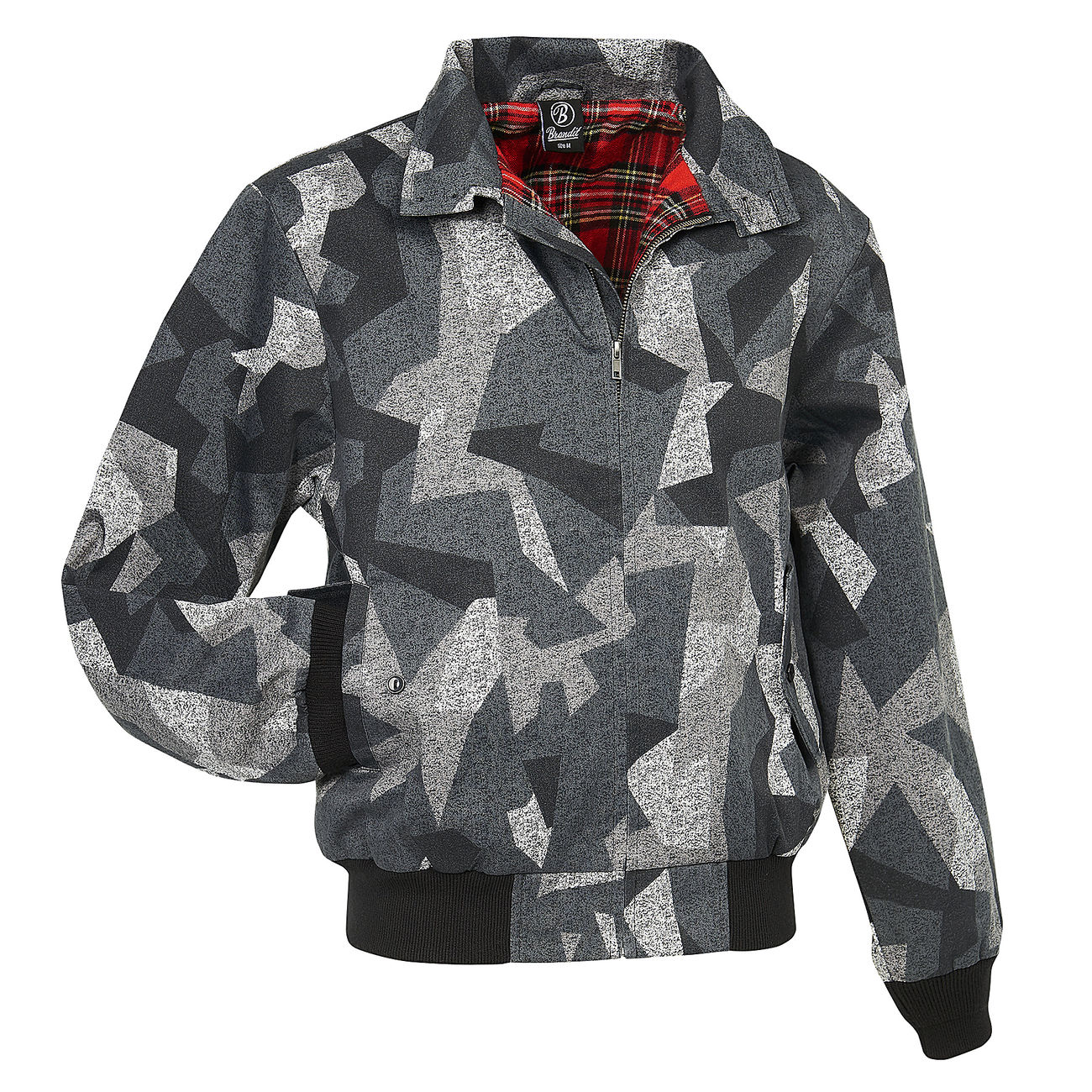 Brandit Jacke Lord Canterbury night camo digital 0