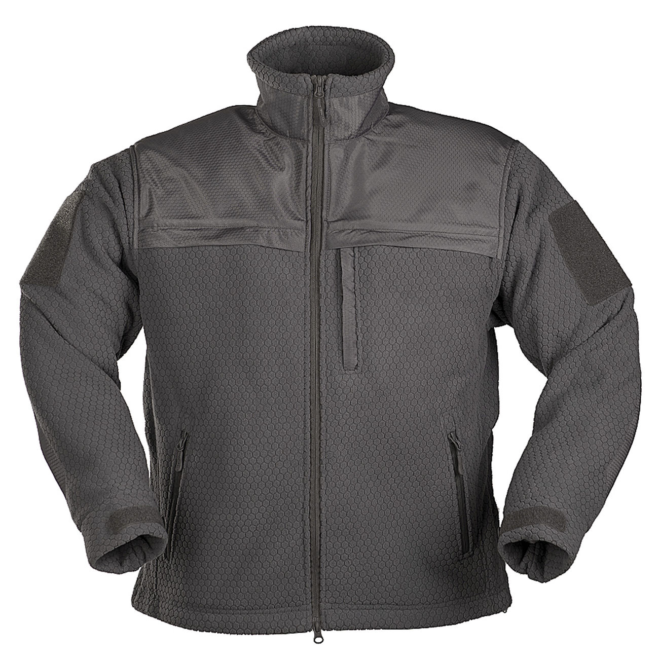 HexTac Fleecejacke Elite urban grey 0