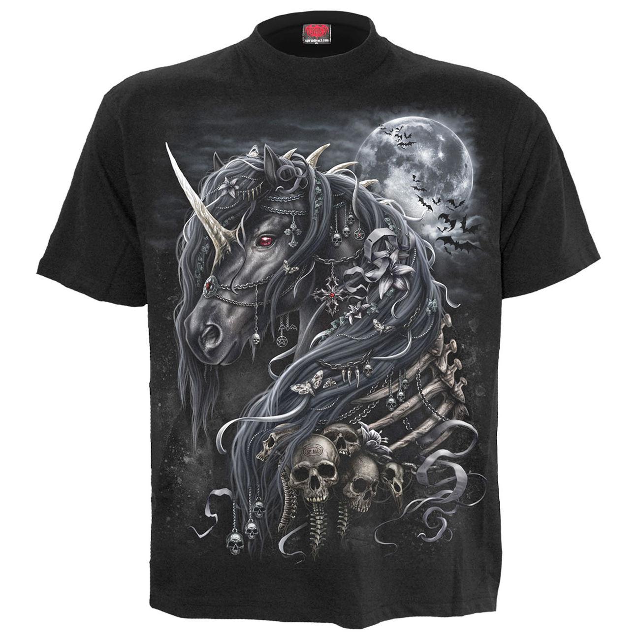 3267a420378139 Spiral T-Shirt Dark Unicorn schwarz günstig kaufen - Kotte   Zeller