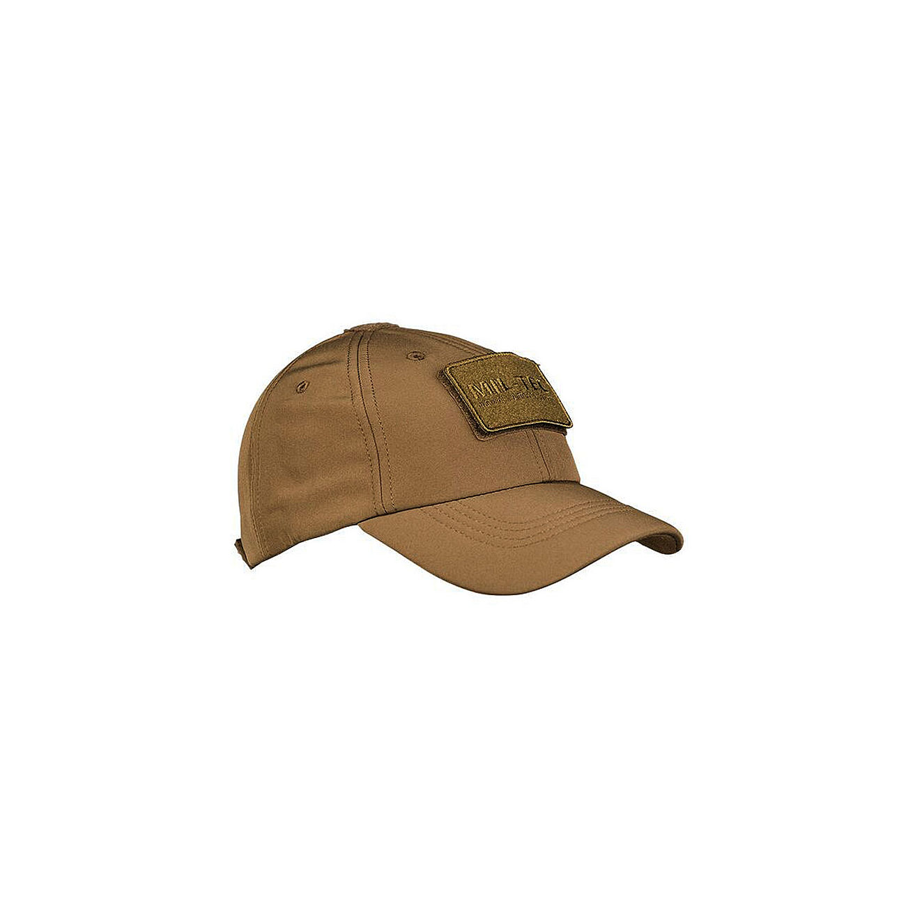 Mil-Tec Baseball Cap Softshell dark coyote 0