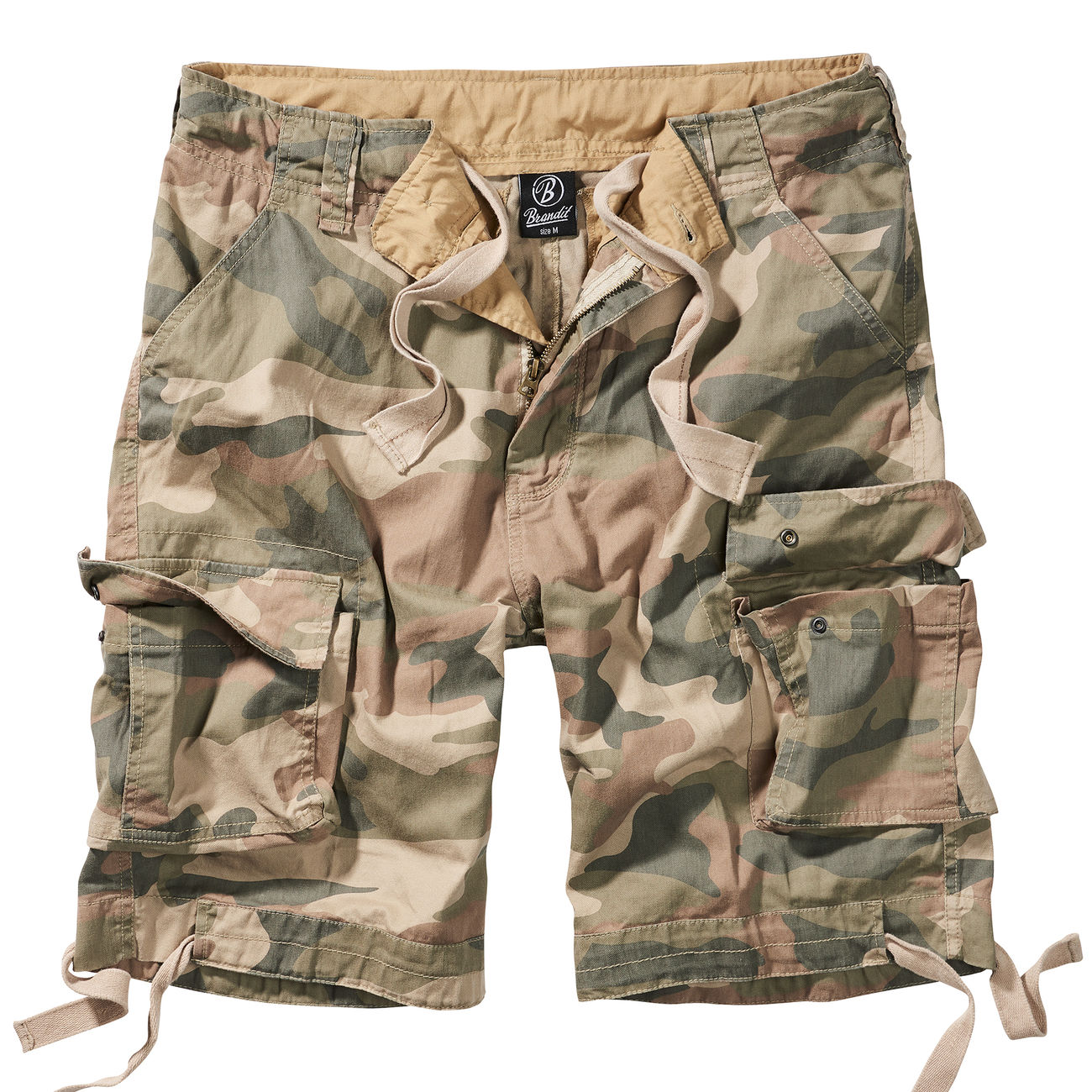 Brandit Urban Legend Shorts light woodland 1