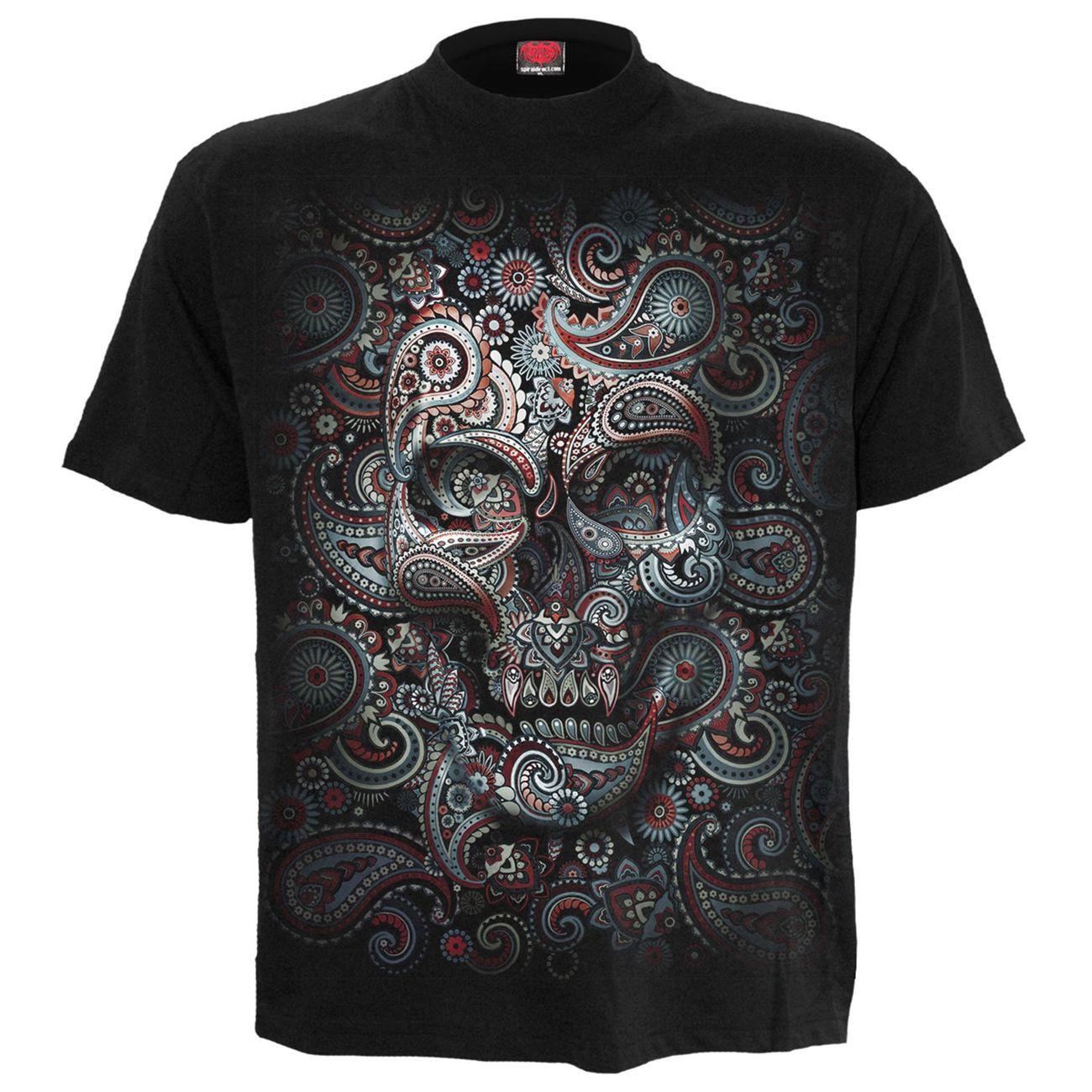 8d2a0d0e3c83e9 Spiral T-Shirt Skull Illusion günstig kaufen - Kotte & Zeller