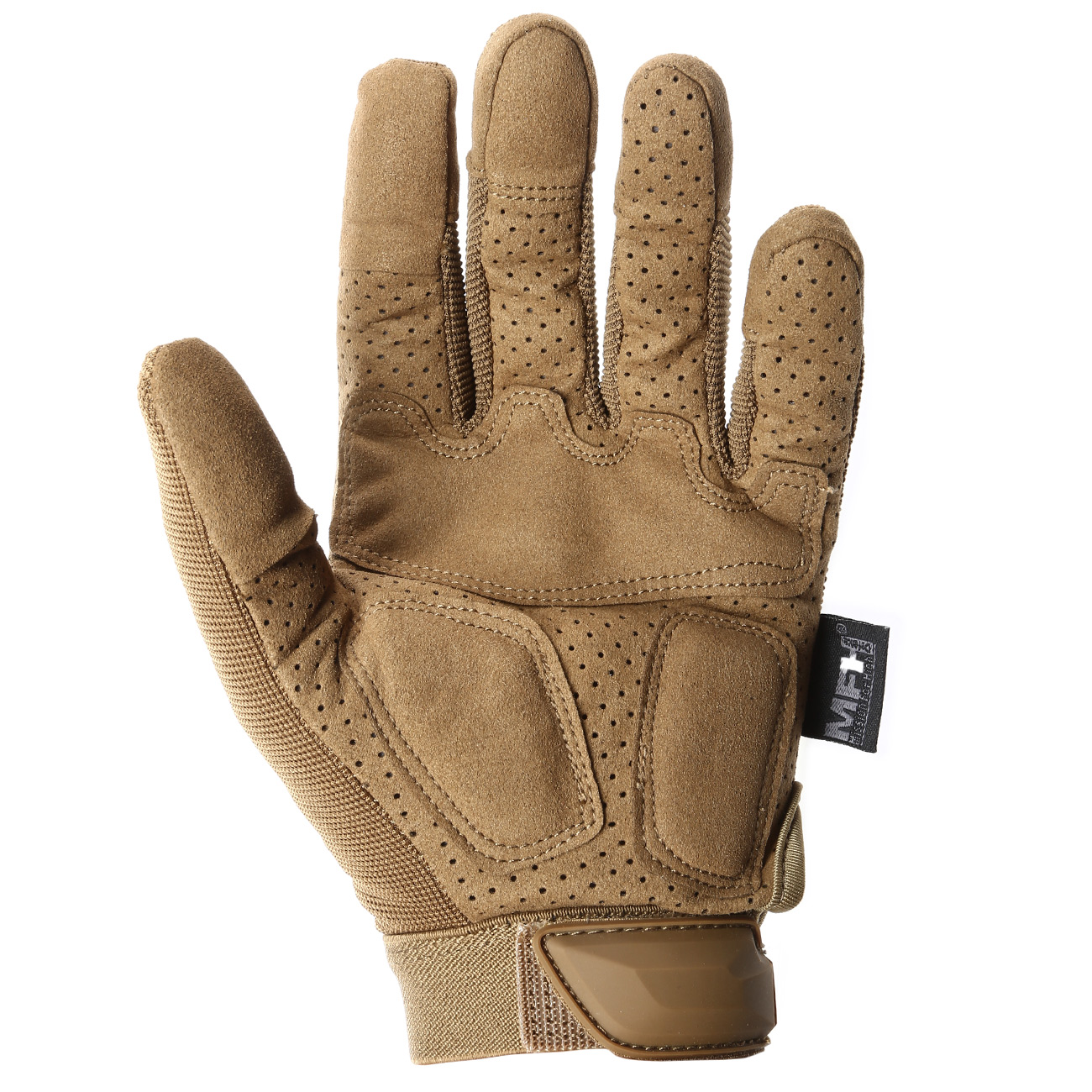 MFH Tactical Handschuhe Action coyote tan 1
