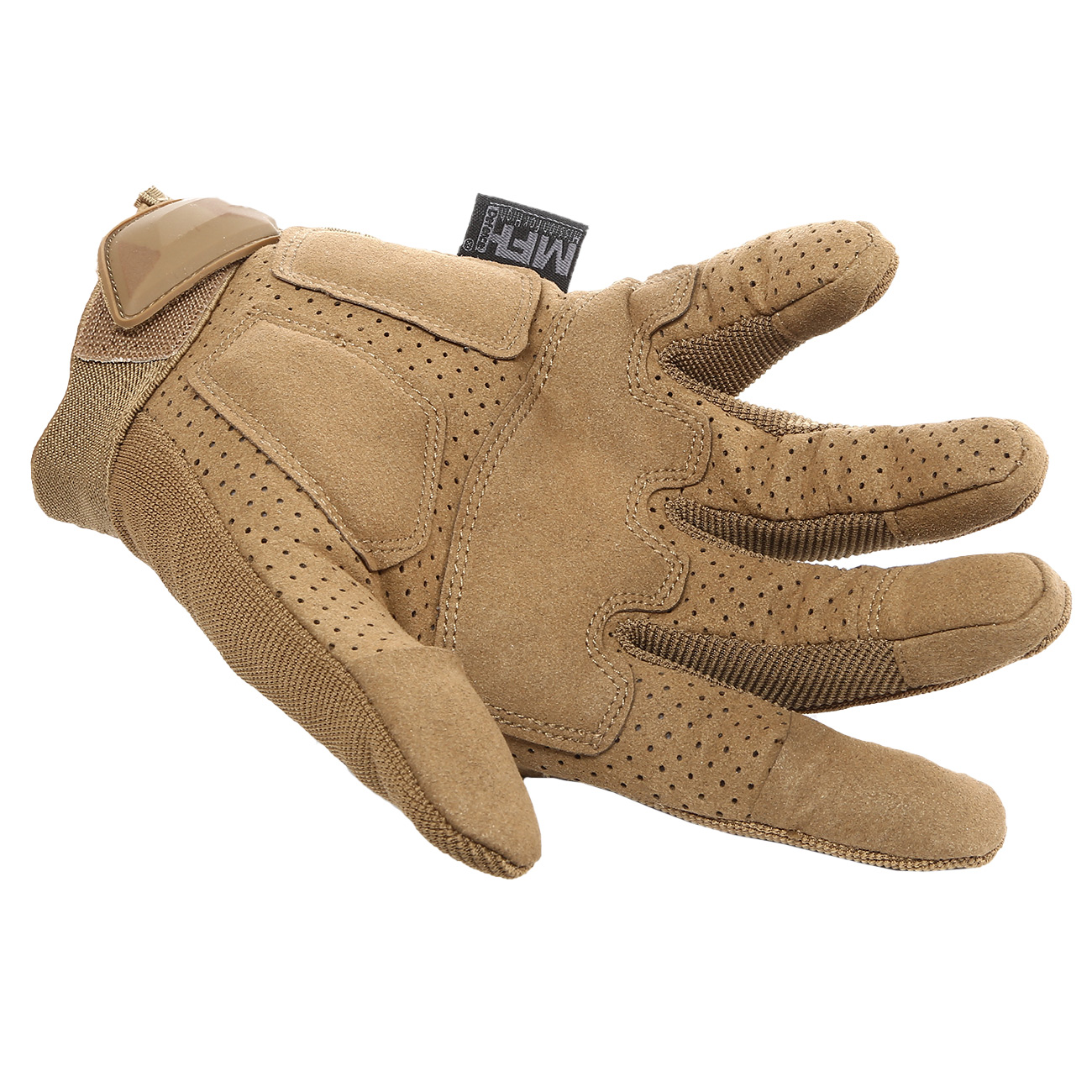 MFH Tactical Handschuhe Action coyote tan 4
