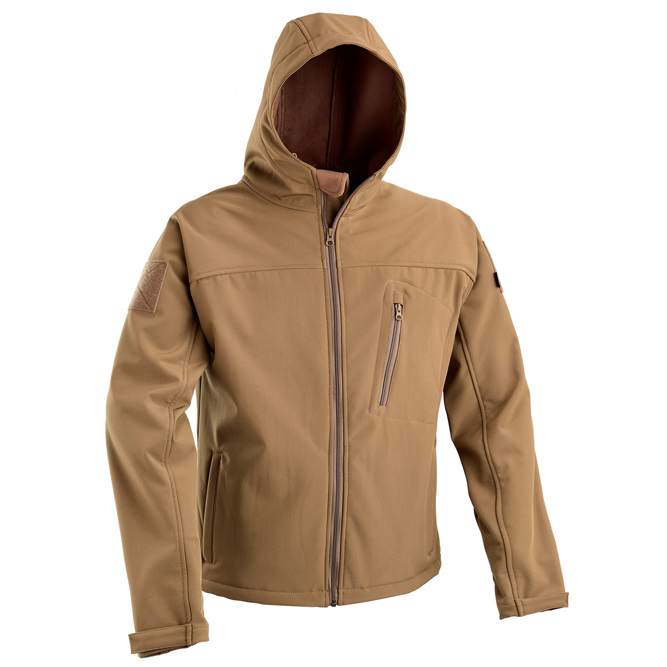 Defcon 5 Softshelljacke coyote tan 0