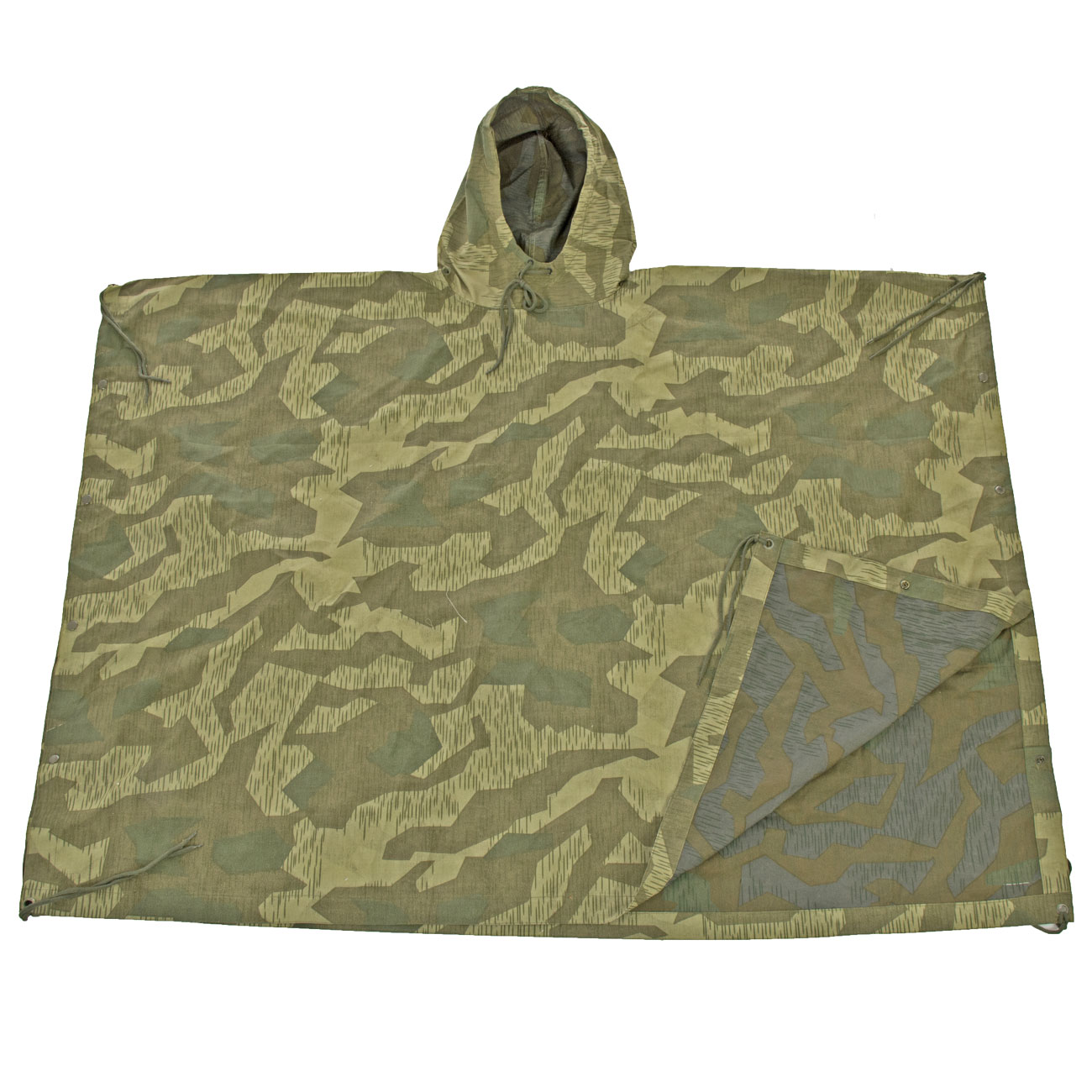Poncho splinter Repro 0