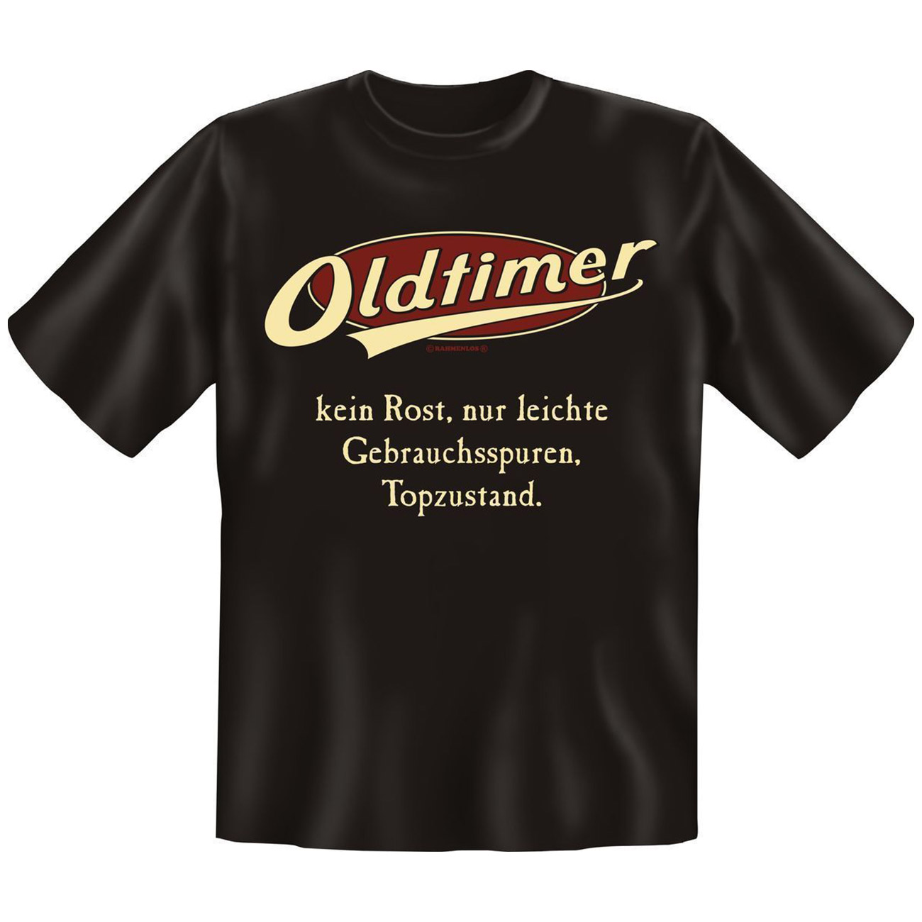 f64b54612b9af9 Rahmenlos T-Shirt Oldtimer Retro günstig kaufen - Kotte & Zeller