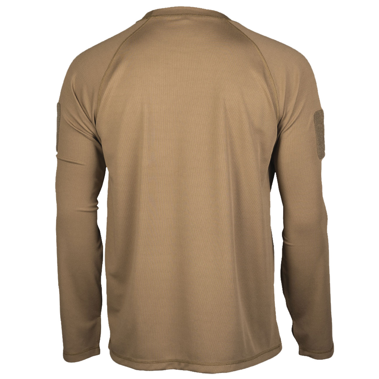 Mil-Tec Langarmshirt Tactical Quick Dry dark coyote 2