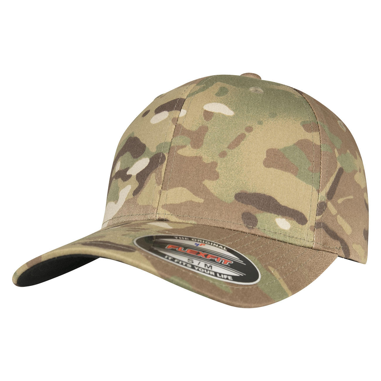 Flexfit Cap Multicam 0