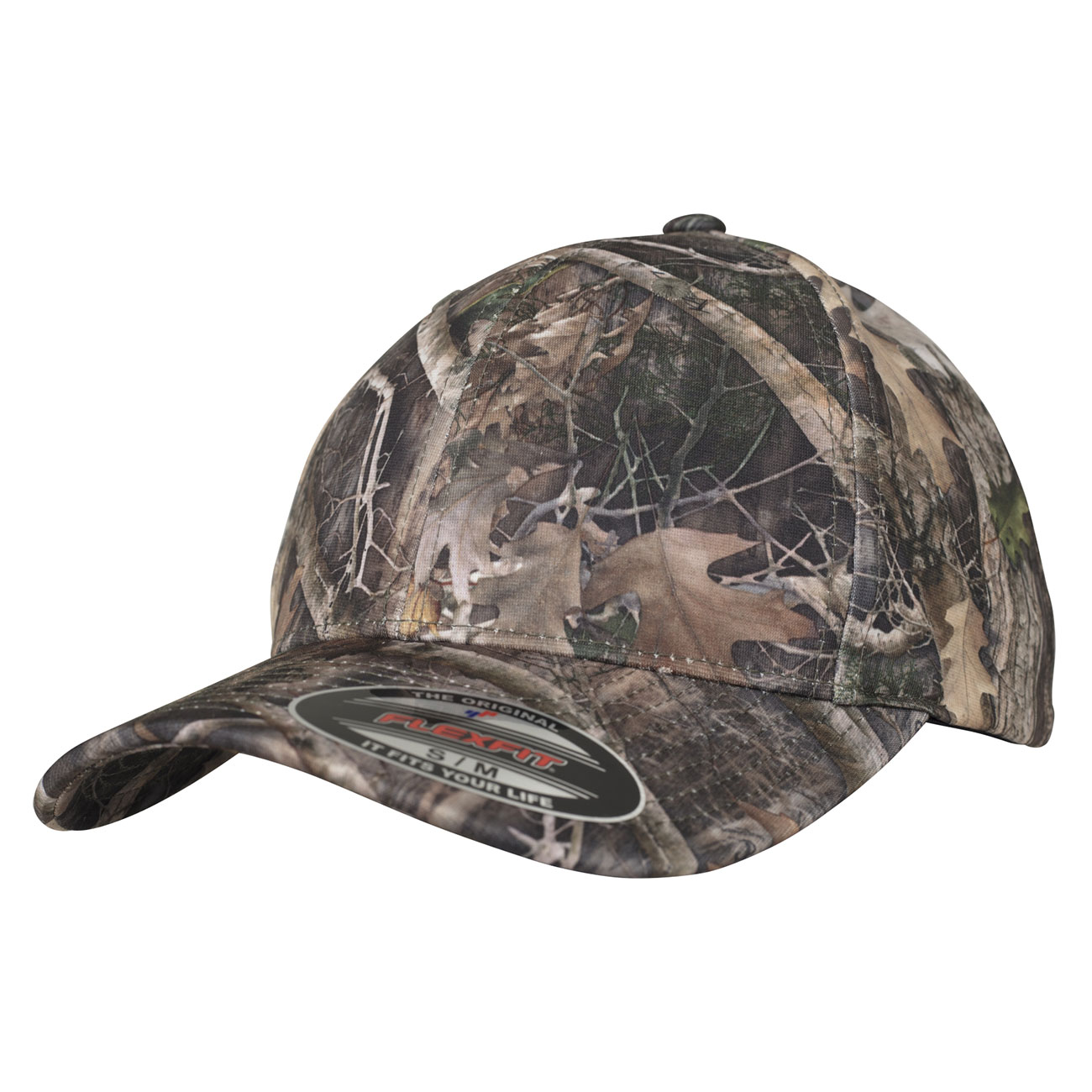 Flexfit Cap True Timber Kanati Camo 0