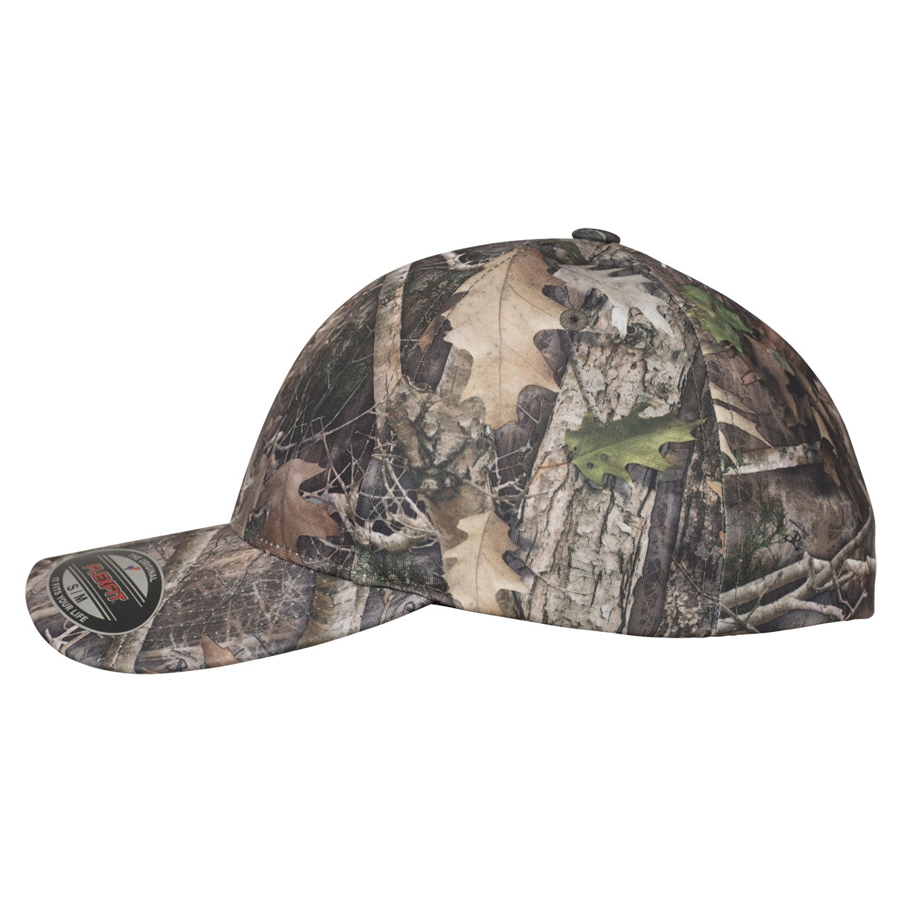 Flexfit Cap True Timber Kanati Camo 2