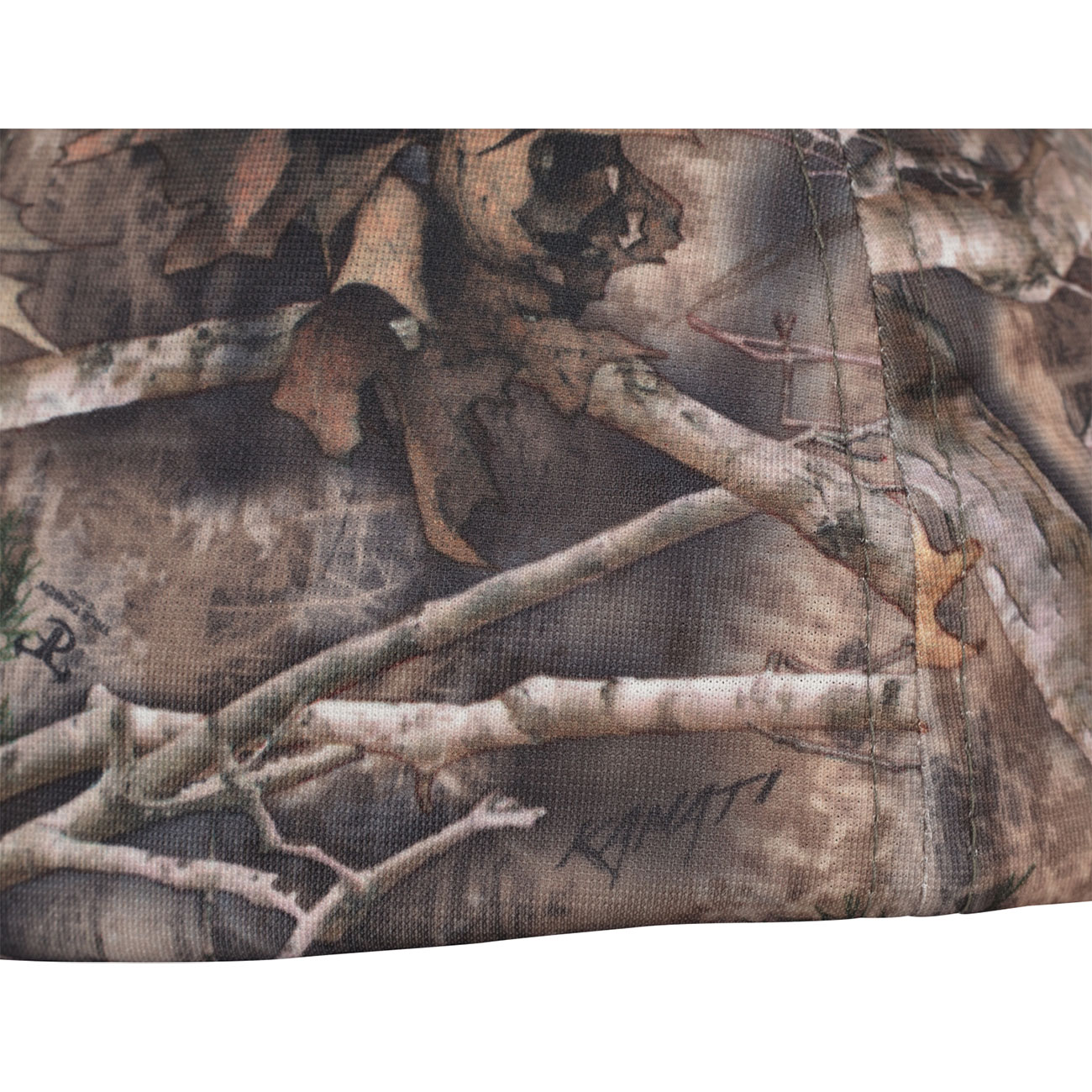 Flexfit Cap True Timber Kanati Camo 4