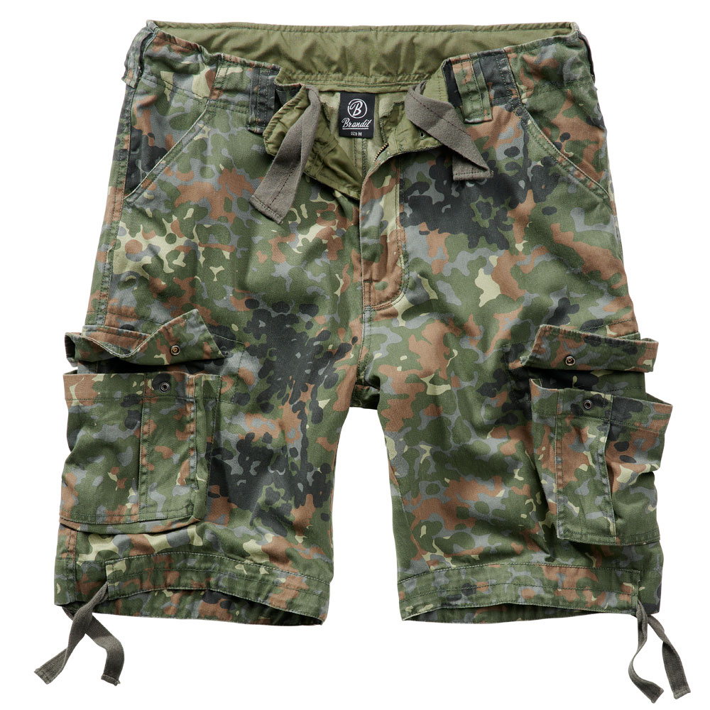 Brandit Shorts Urban Legend flecktarn 0