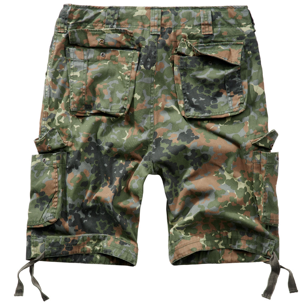 Brandit Shorts Urban Legend flecktarn 1