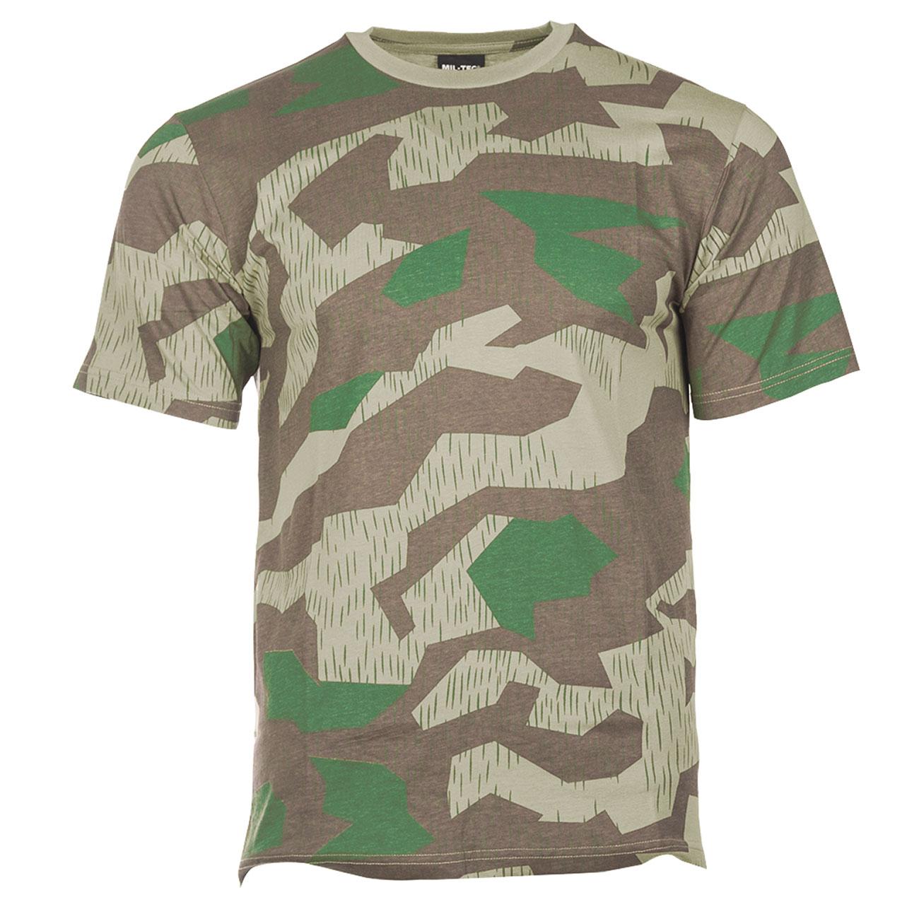 d04497b5be4a55 T-Shirt Tarnshirt splintertarn günstig kaufen - Kotte & Zeller