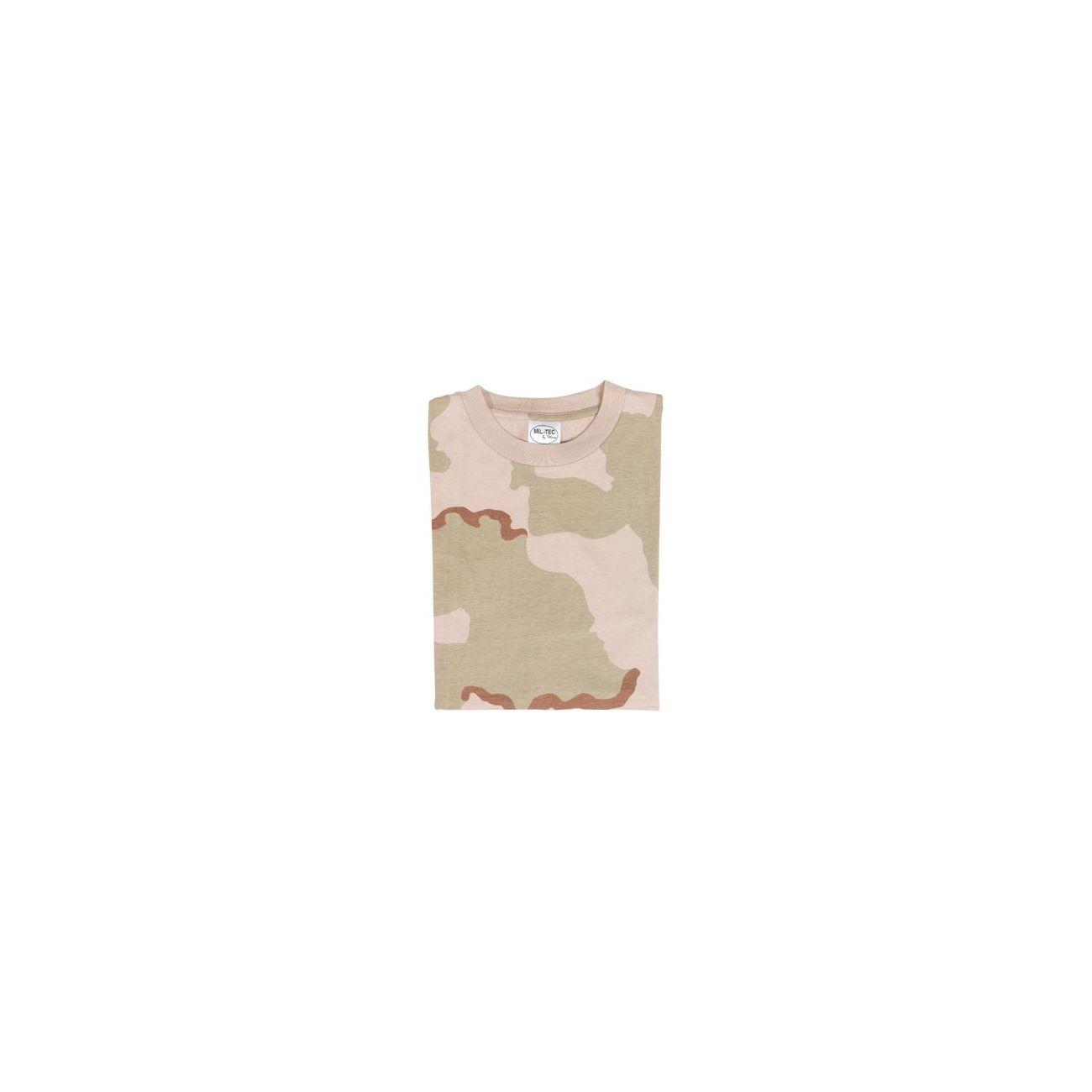 476132f1b8862e T-Shirt Tarnshirt 3-color-desert günstig kaufen - Kotte & Zeller