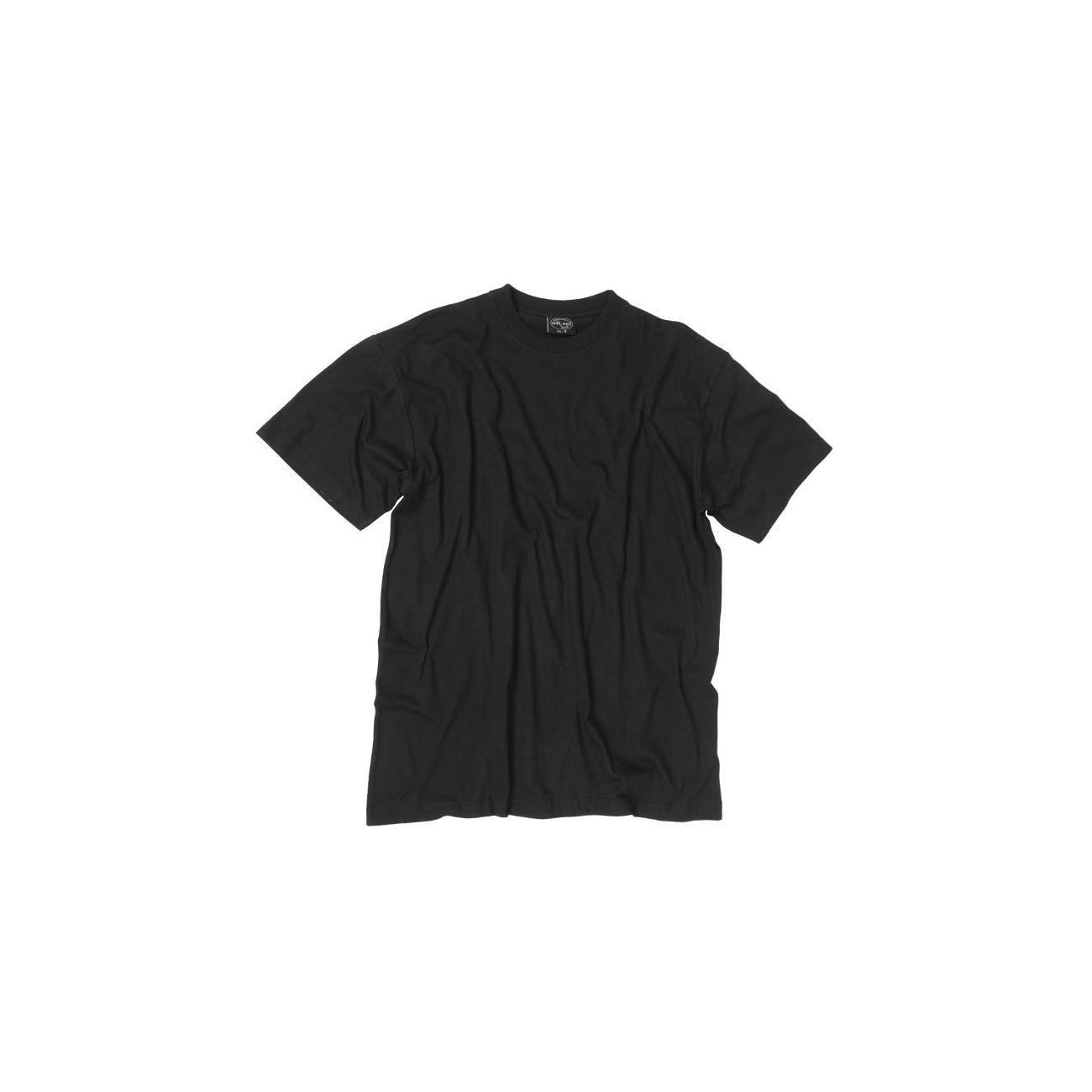 5259f20adabba7 T-Shirt schwarz günstig kaufen - Kotte   Zeller