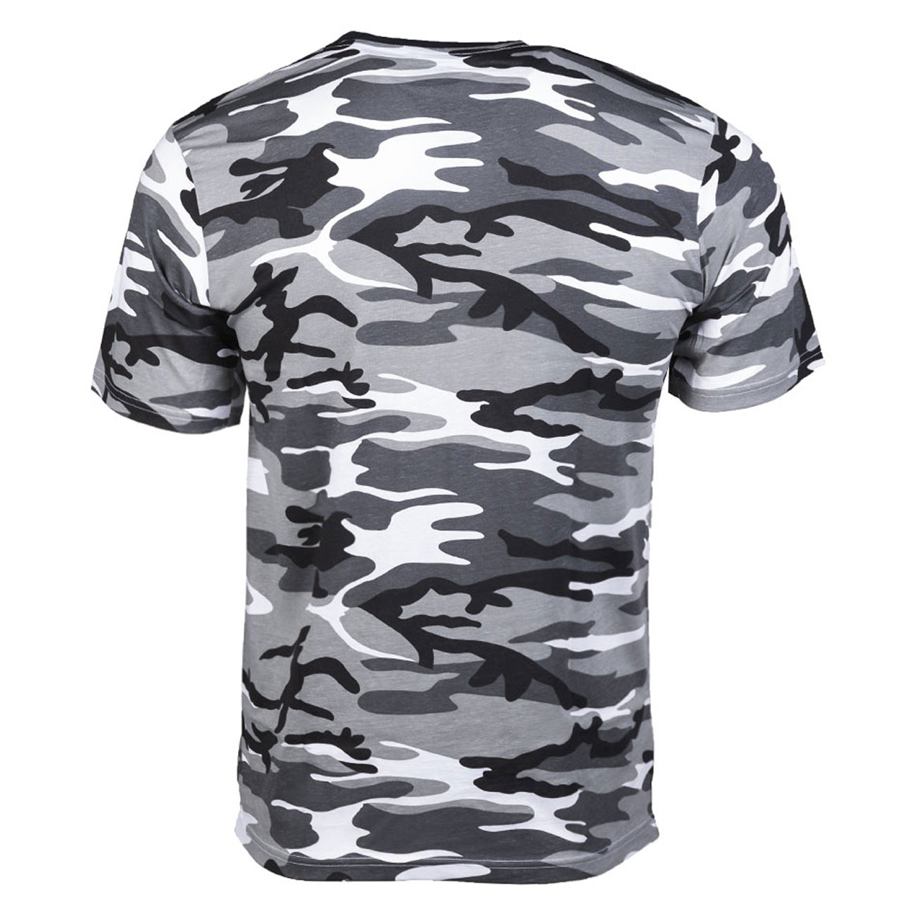 MFH T-Shirt halbarm urban city camo 1