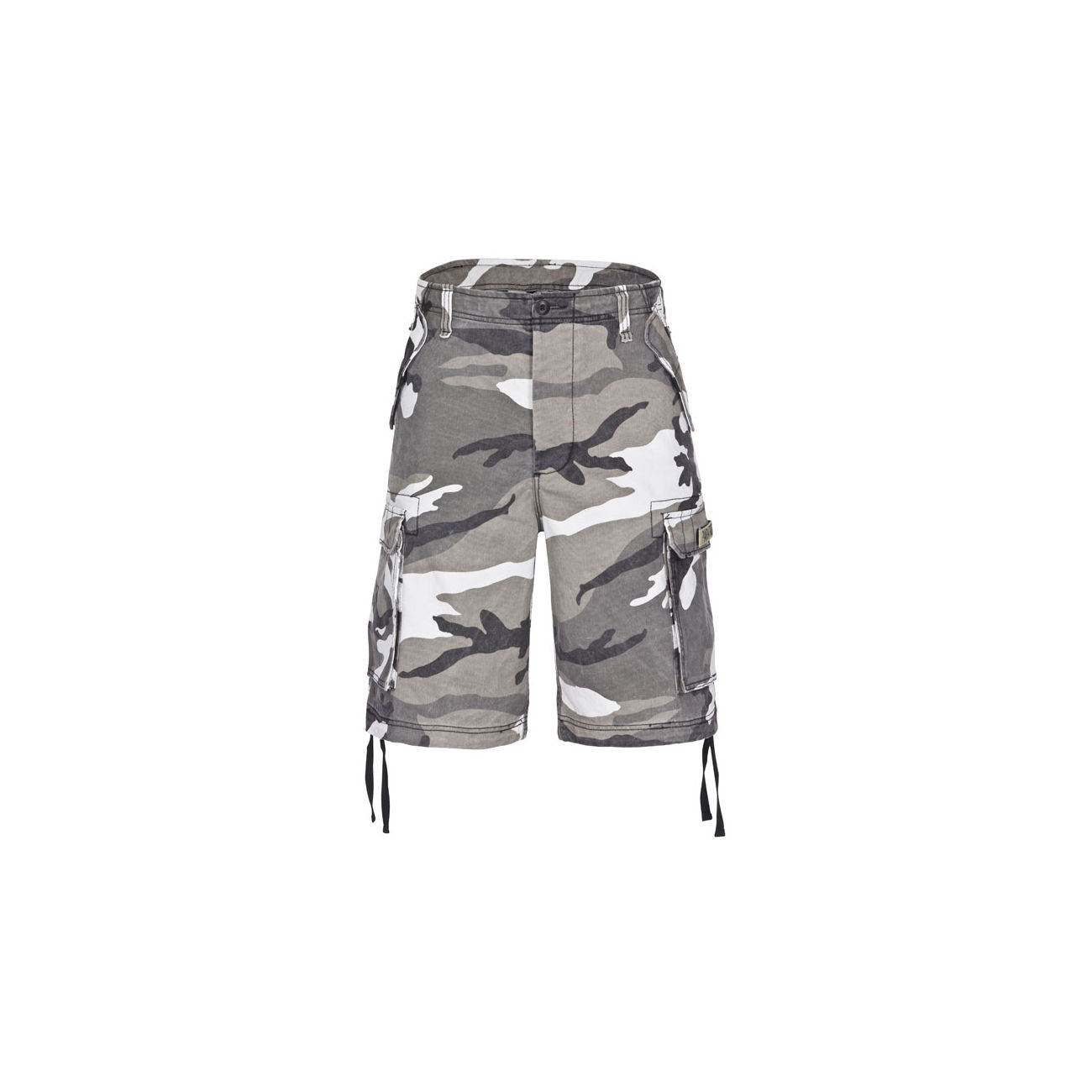 Paratrooper Shorts washed urban 0