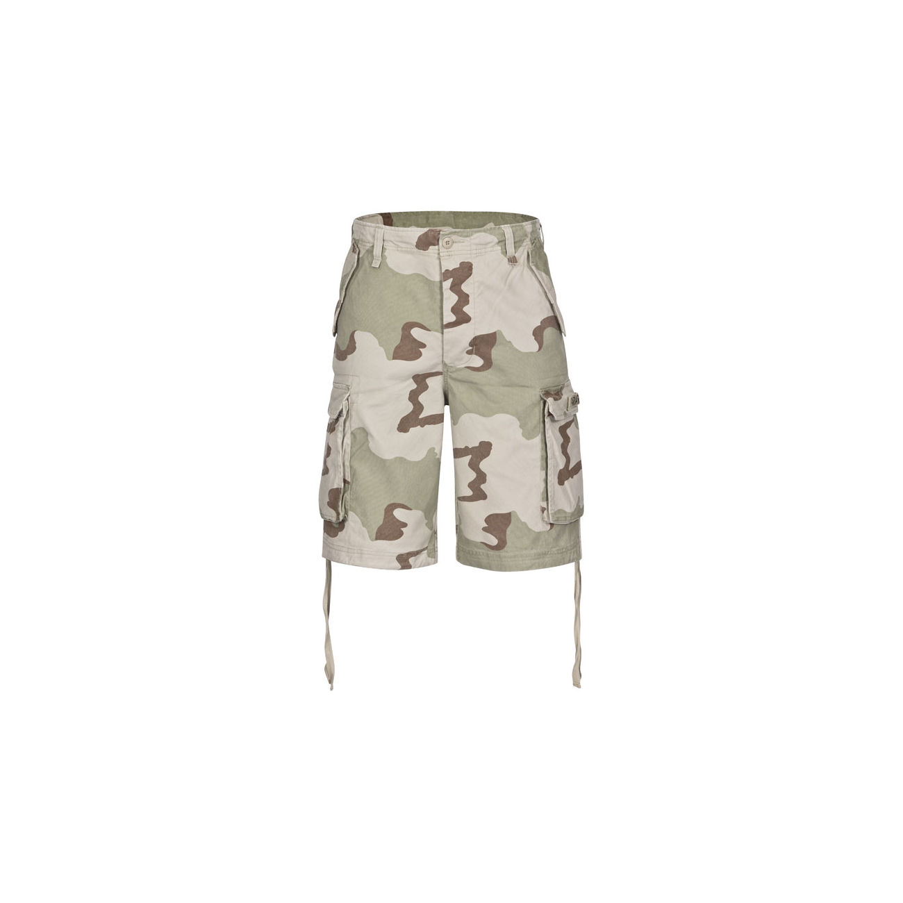 Paratrooper Shorts washed desert 0